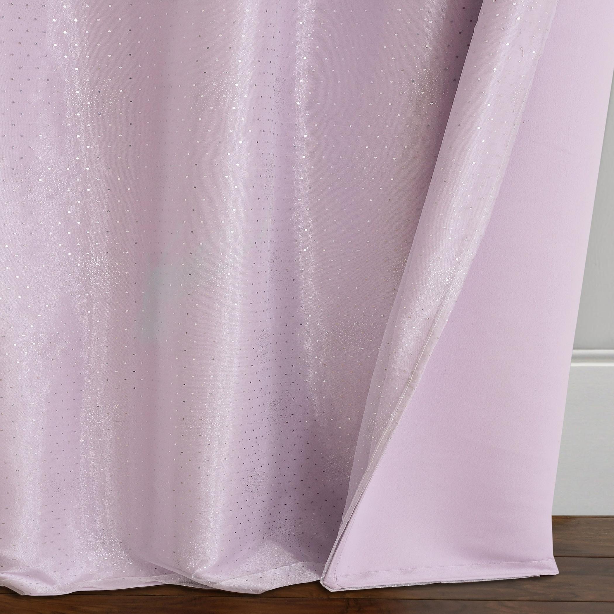 Most Recently Released Elrene Aurora Kids Room Darkening Layered Sheer Curtain Within Elrene Aurora Kids Room Darkening Layered Sheer Curtains (View 2 of 20)