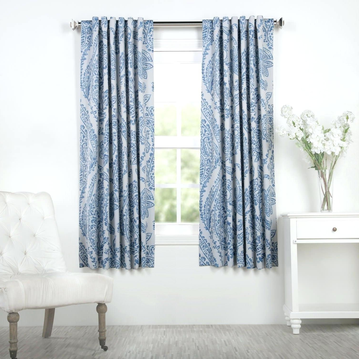 Most Recently Released Overstock Blackout Curtains – Elevatedcreations.co Regarding Overseas Faux Silk Blackout Curtain Panel Pairs (Gallery 11 of 20)
