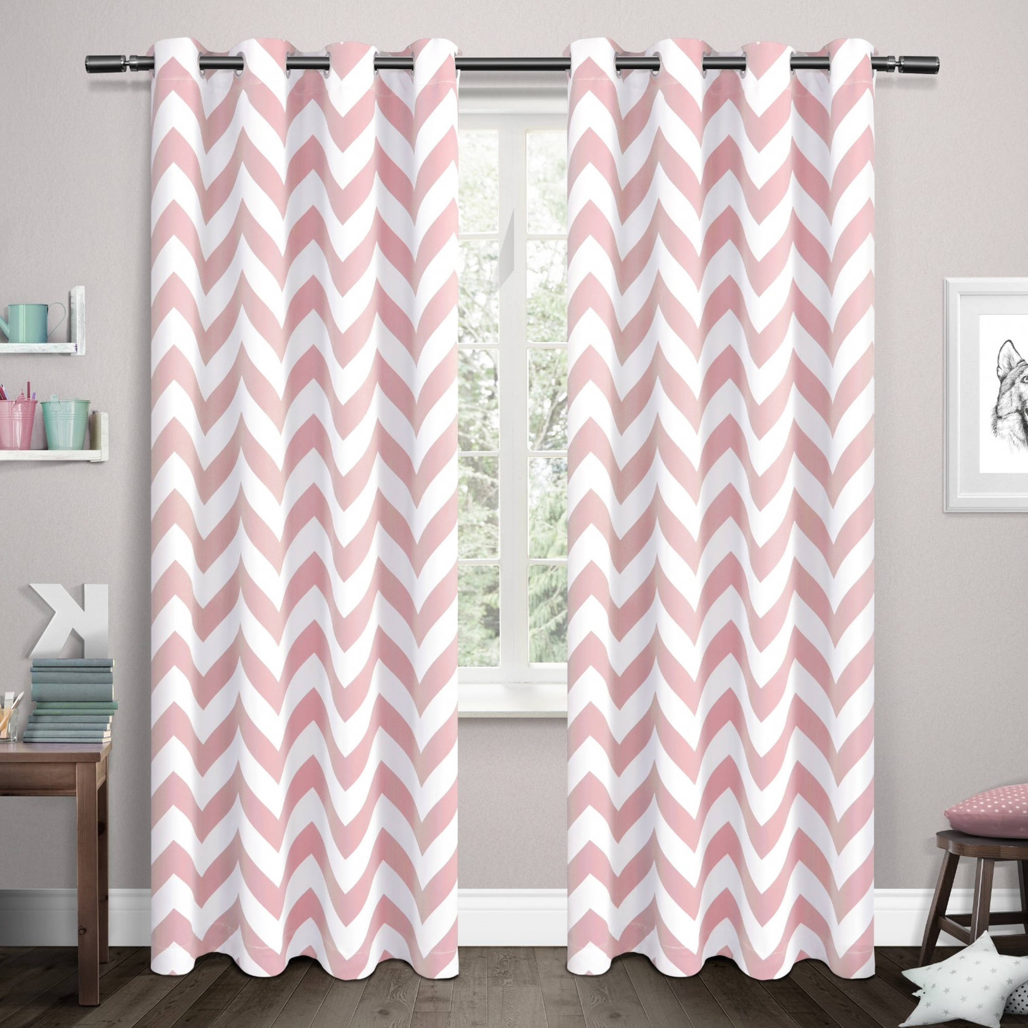 Most Recently Released Thermal Woven Blackout Grommet Top Curtain Panel Pairs For Exclusive Home Mars Woven Blackout Thermal Window Curtain Panel Pair With Grommet Top (View 20 of 20)