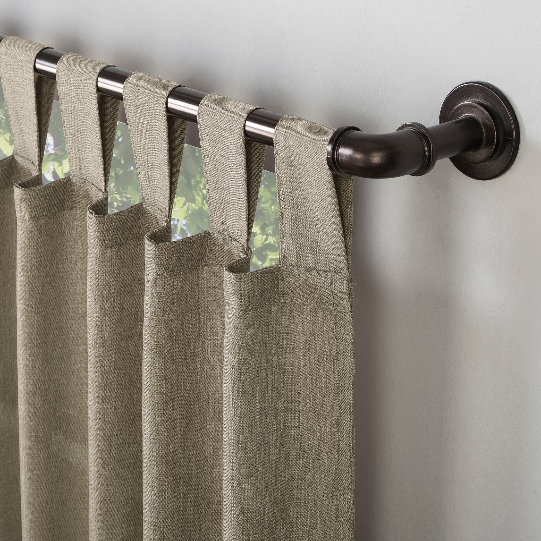 Most Up To Date Jacob Tab Top Single Curtain Panels For No. 918 Jacob Tab Top Single Curtain Panel (Gallery 7 of 20)