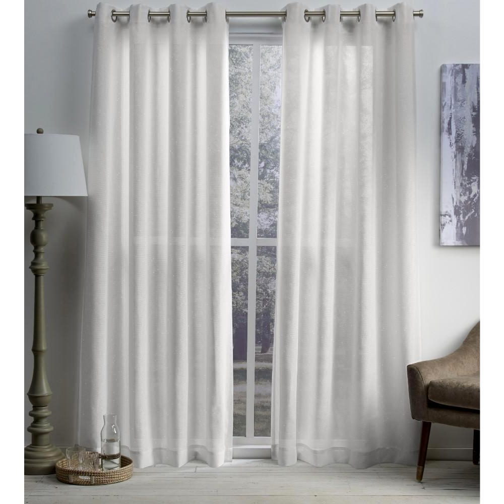 New Linen Grommet Curtains – Blanketmedia (View 17 of 20)