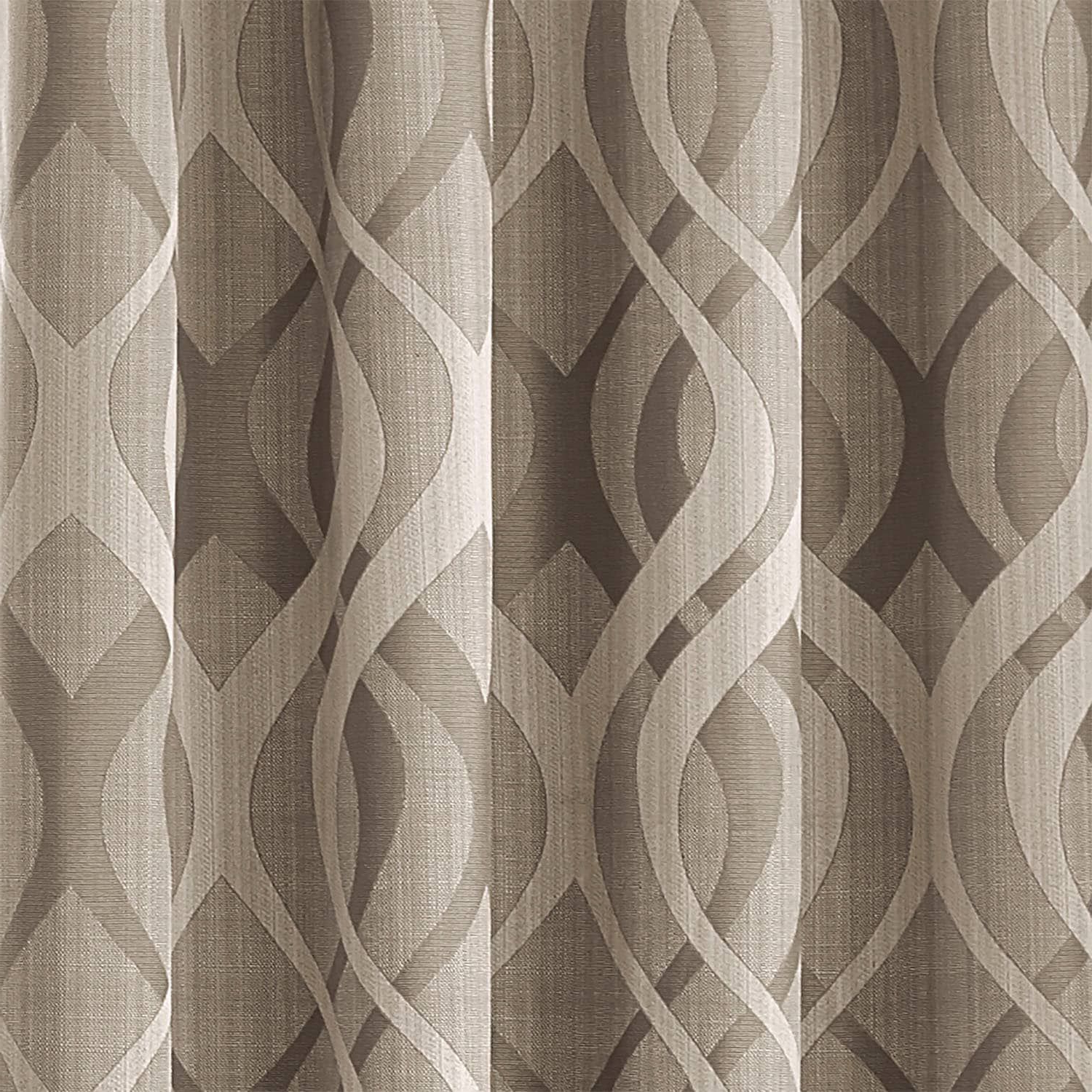 Newest Eclipse Caprese Blackout Window Curtain Panel (View 13 of 20)