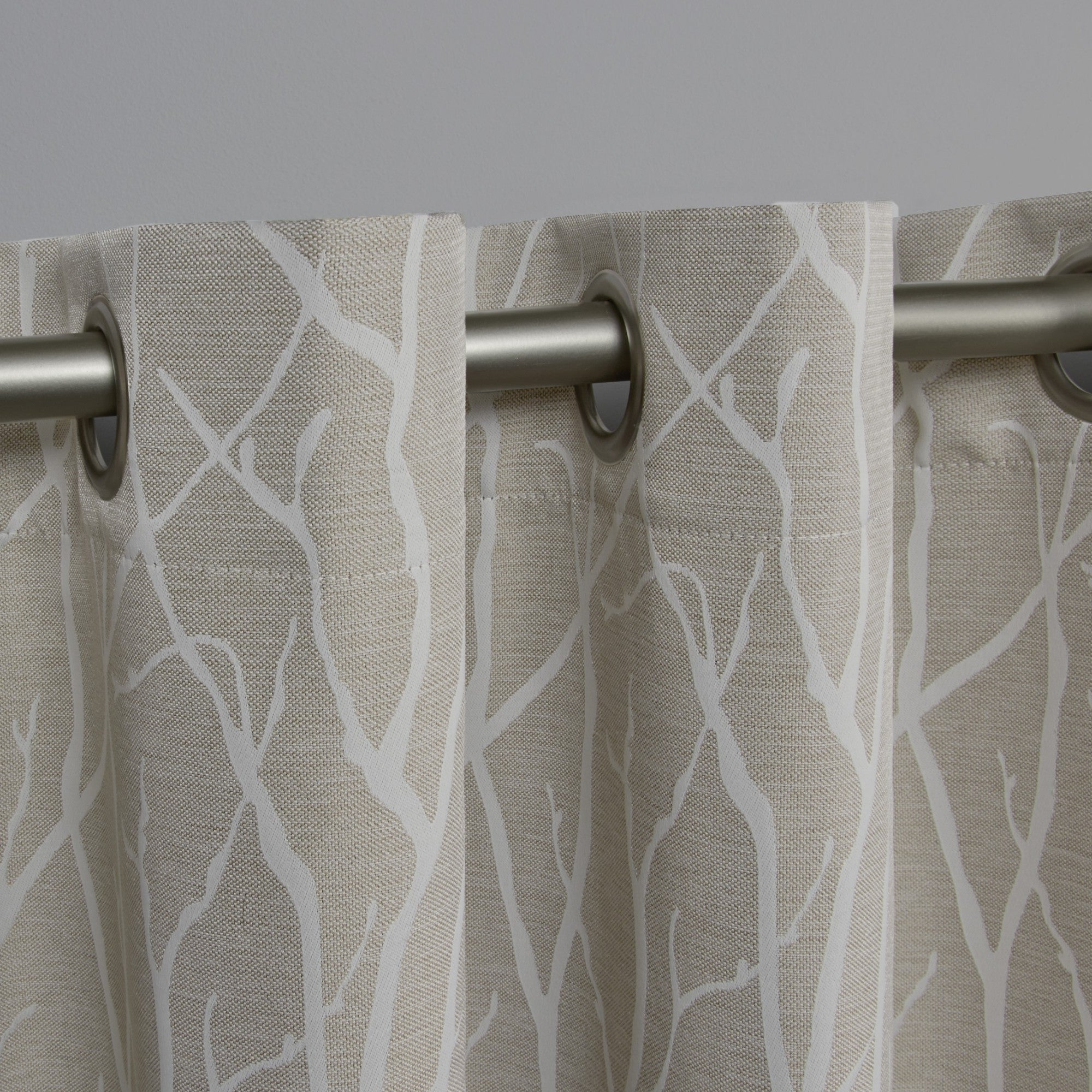 Overstock Shopping – The Best Deals On Curtains For Famous Forest Hill Woven Blackout Grommet Top Curtain Panel Pairs (View 16 of 20)