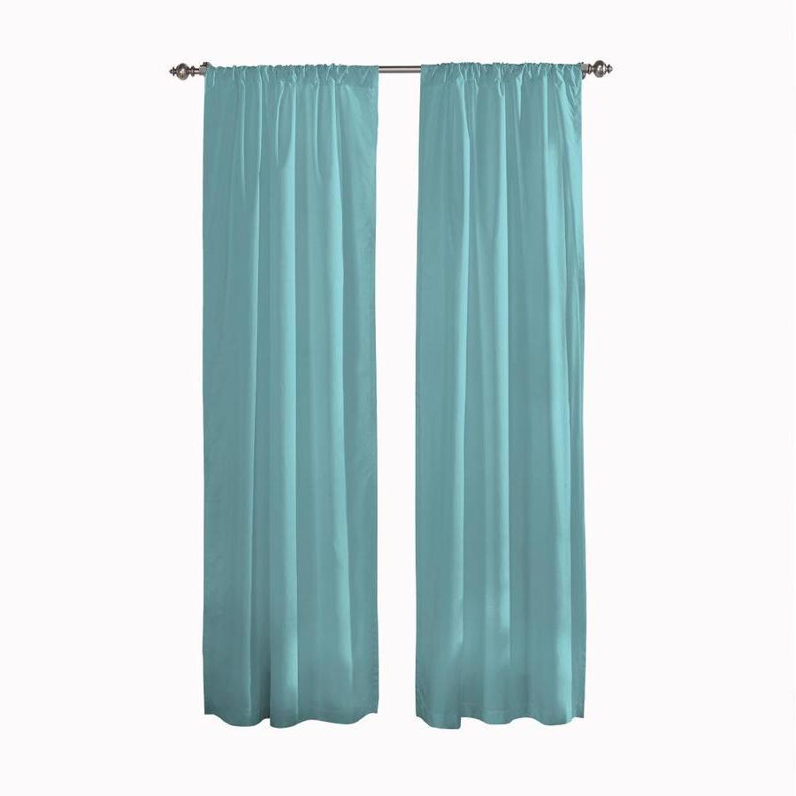 Pairs To Go Cadenza 54 In Aegean Polyester Room Darkening Throughout Most Popular Room Darkening Window Curtain Panel Pairs (View 18 of 20)