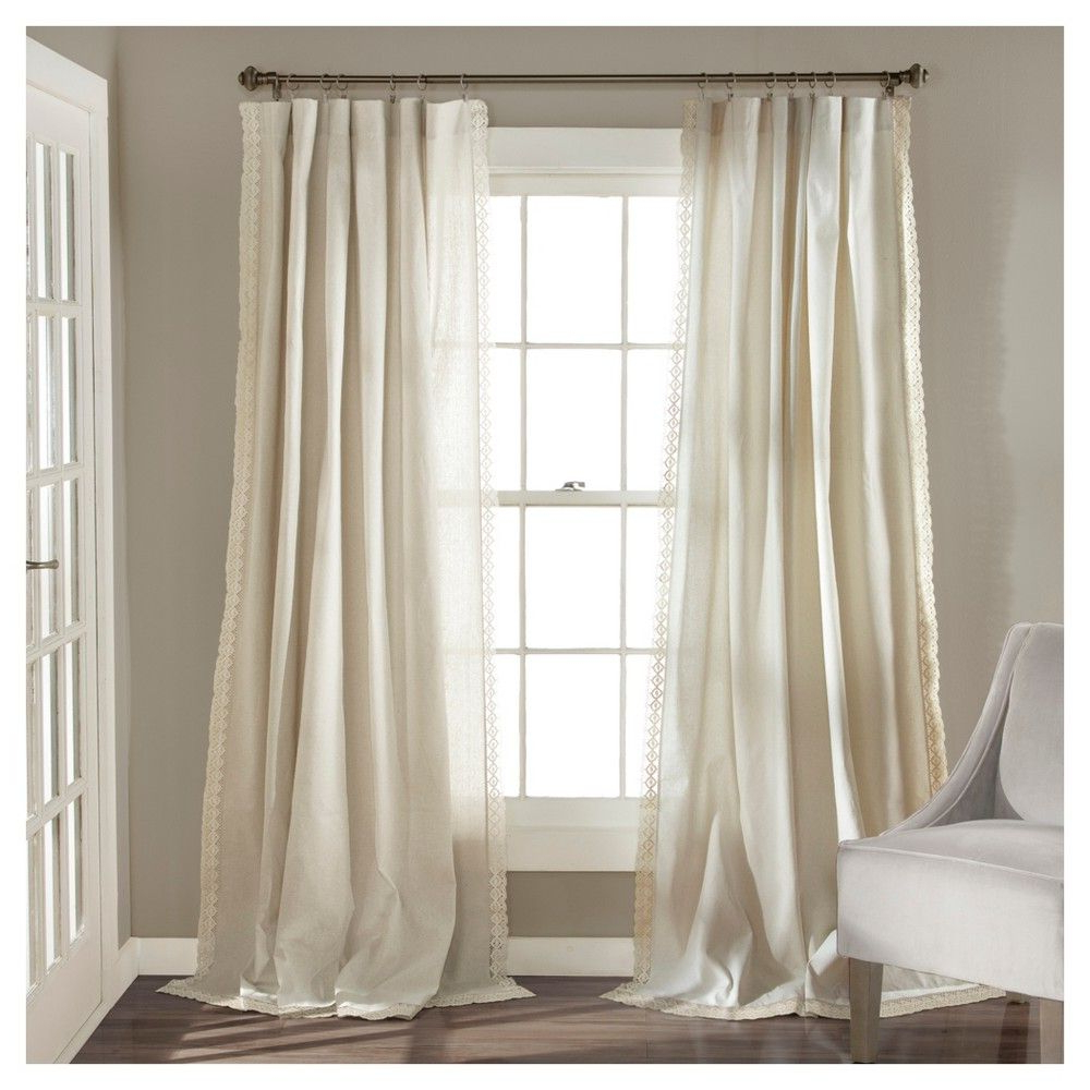 Pinterest With Well Liked The Gray Barn Kind Koala Curtain Panel Pairs (View 9 of 20)
