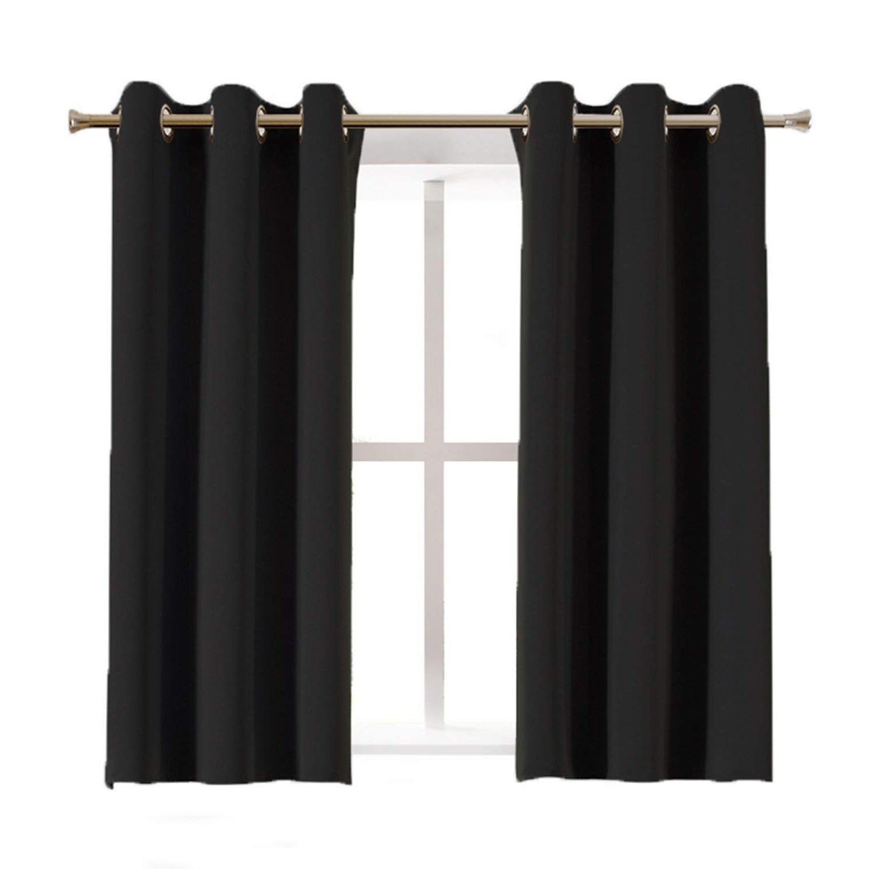 Popular Best Rated In Draperies & Curtains & Helpful Customer Regarding Inez Patio Door Window Curtain Panels (View 10 of 20)