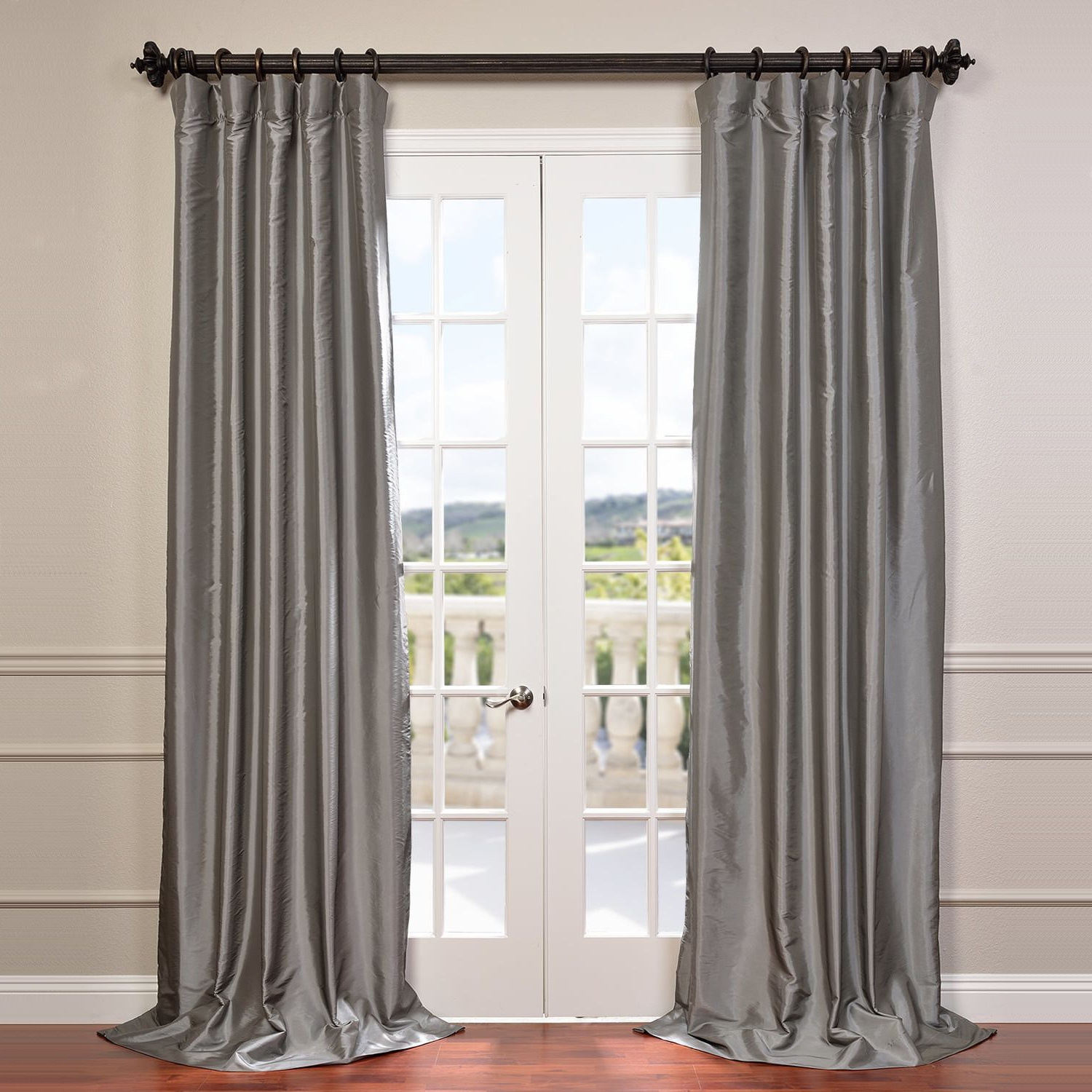 Popular Melinda Solid Semi Opaque Single Curtain Panel (View 15 of 20)