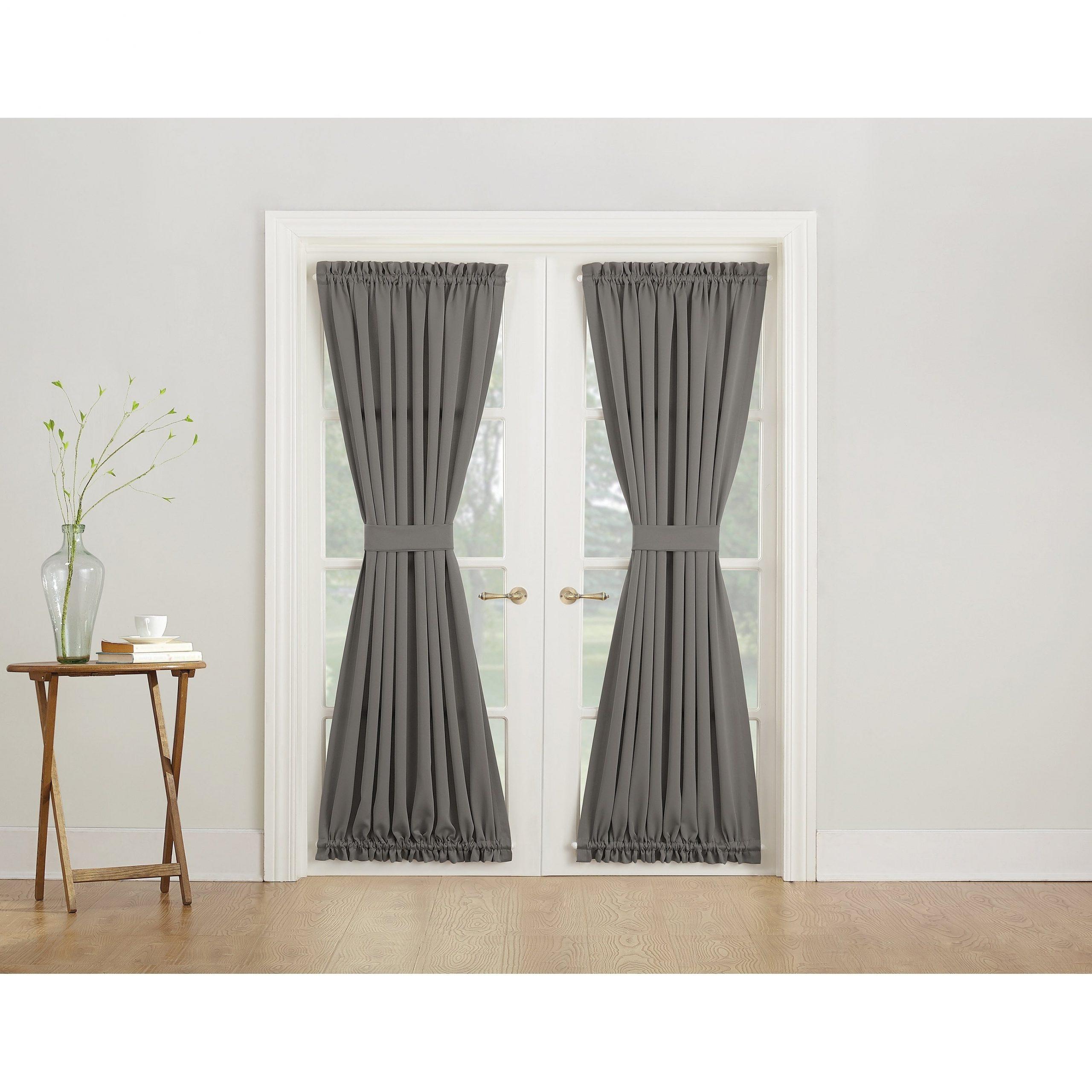 Popular Porch & Den Inez Patio Door Window Curtain Panel In Inez Patio Door Window Curtain Panels (View 2 of 20)