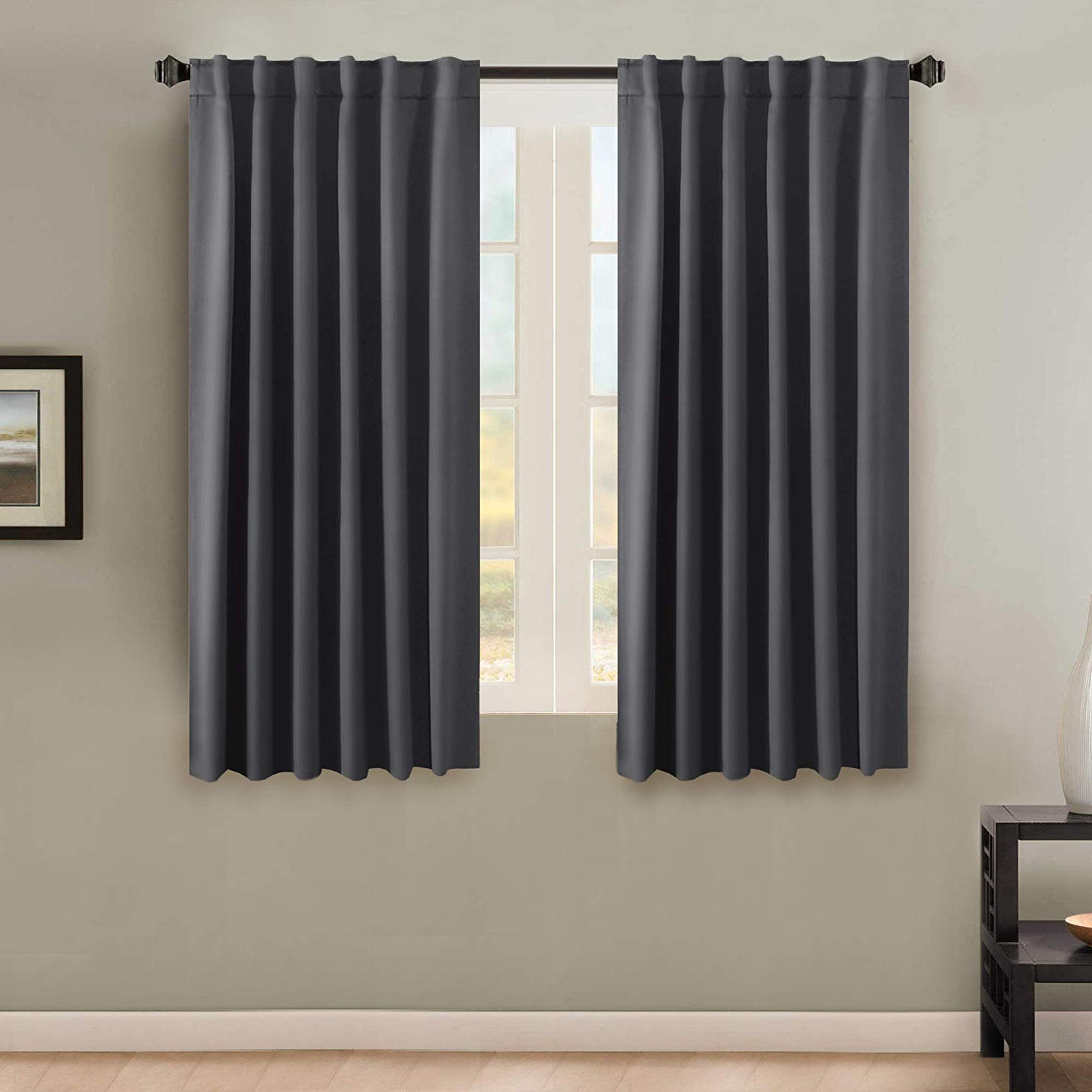 Popular Thermal Rod Pocket Blackout Curtain Panel Pairs For H (View 9 of 20)