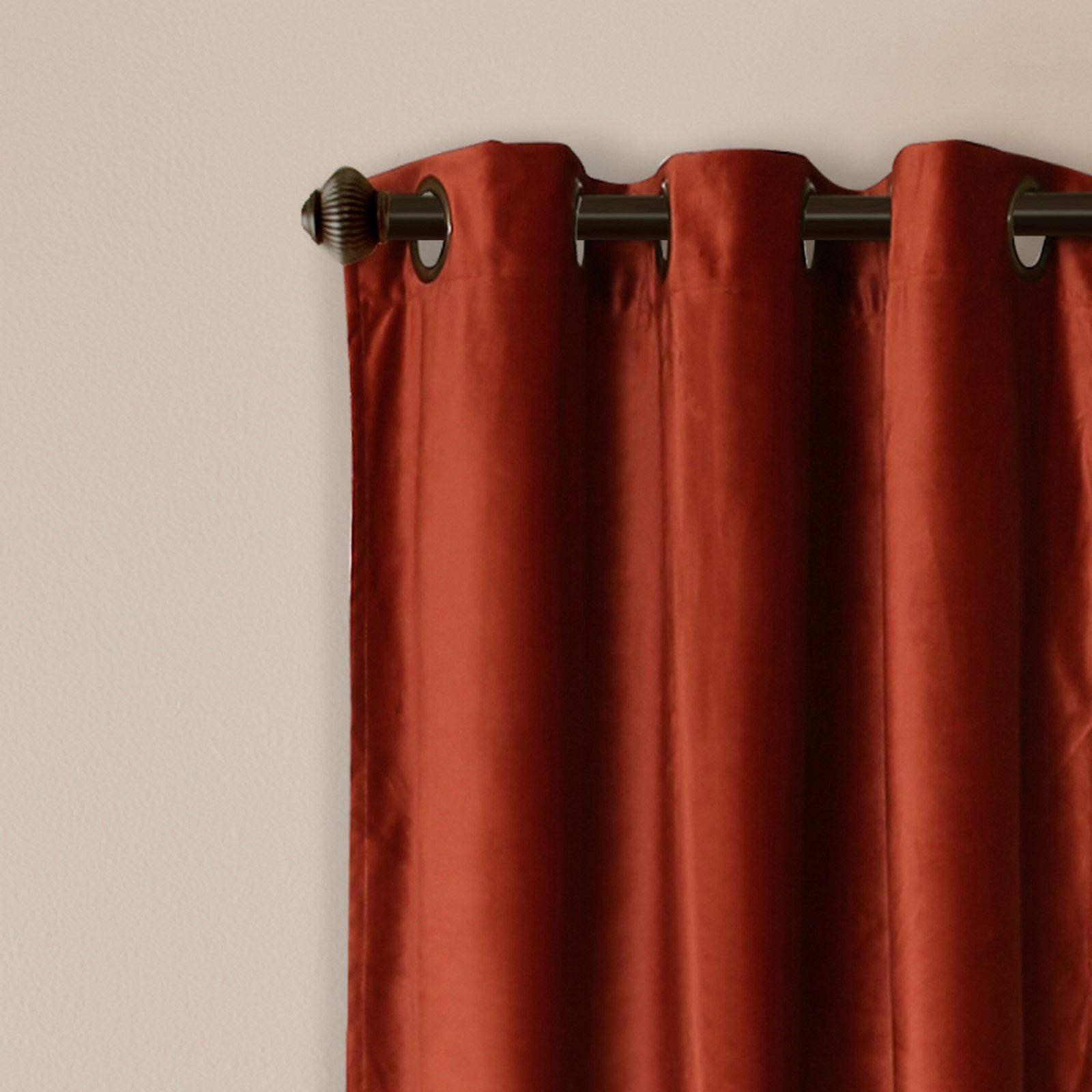 Preferred Prima Velvet Solid Room Darkening Window Curtain Set Pertaining To Velvet Solid Room Darkening Window Curtain Panel Sets (View 7 of 20)