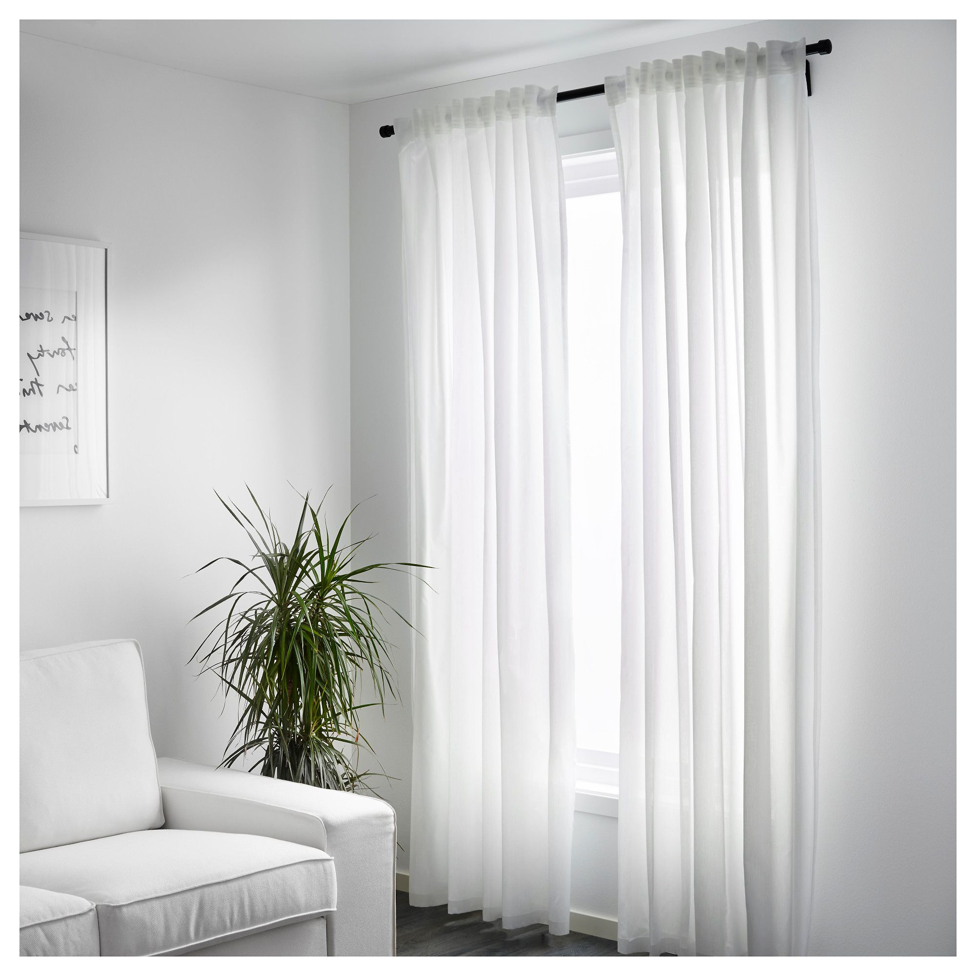Products In 2019 Regarding Luxury Collection Cranston Sheer Curtain Panel Pairs (View 15 of 20)