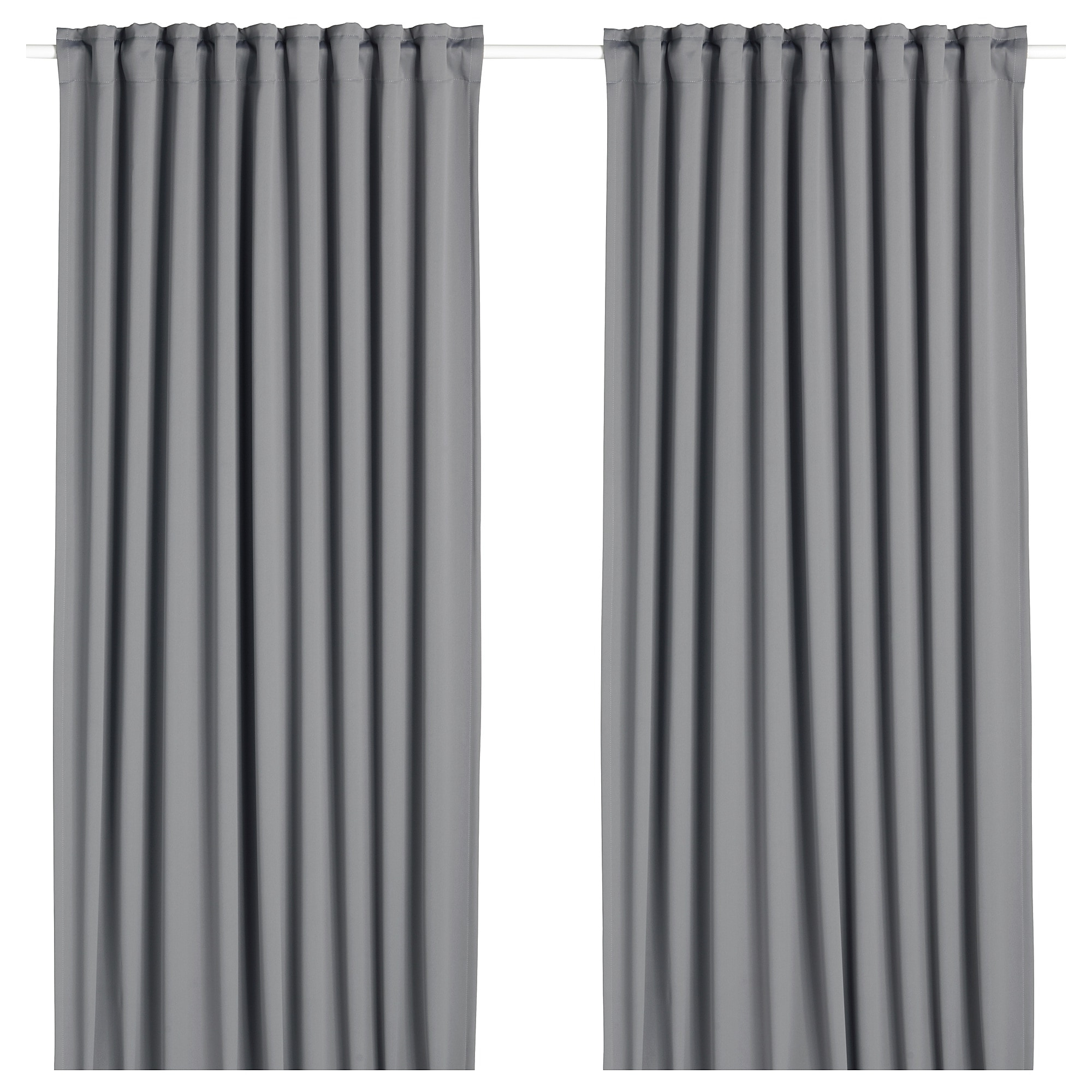 Recent London Blackout Panel Pair In Blackout Curtains, 1 Pair Majgull Gray (View 19 of 20)