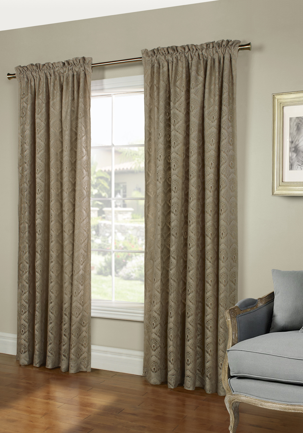 Featured Photo of Rod Pocket Curtain Panels
