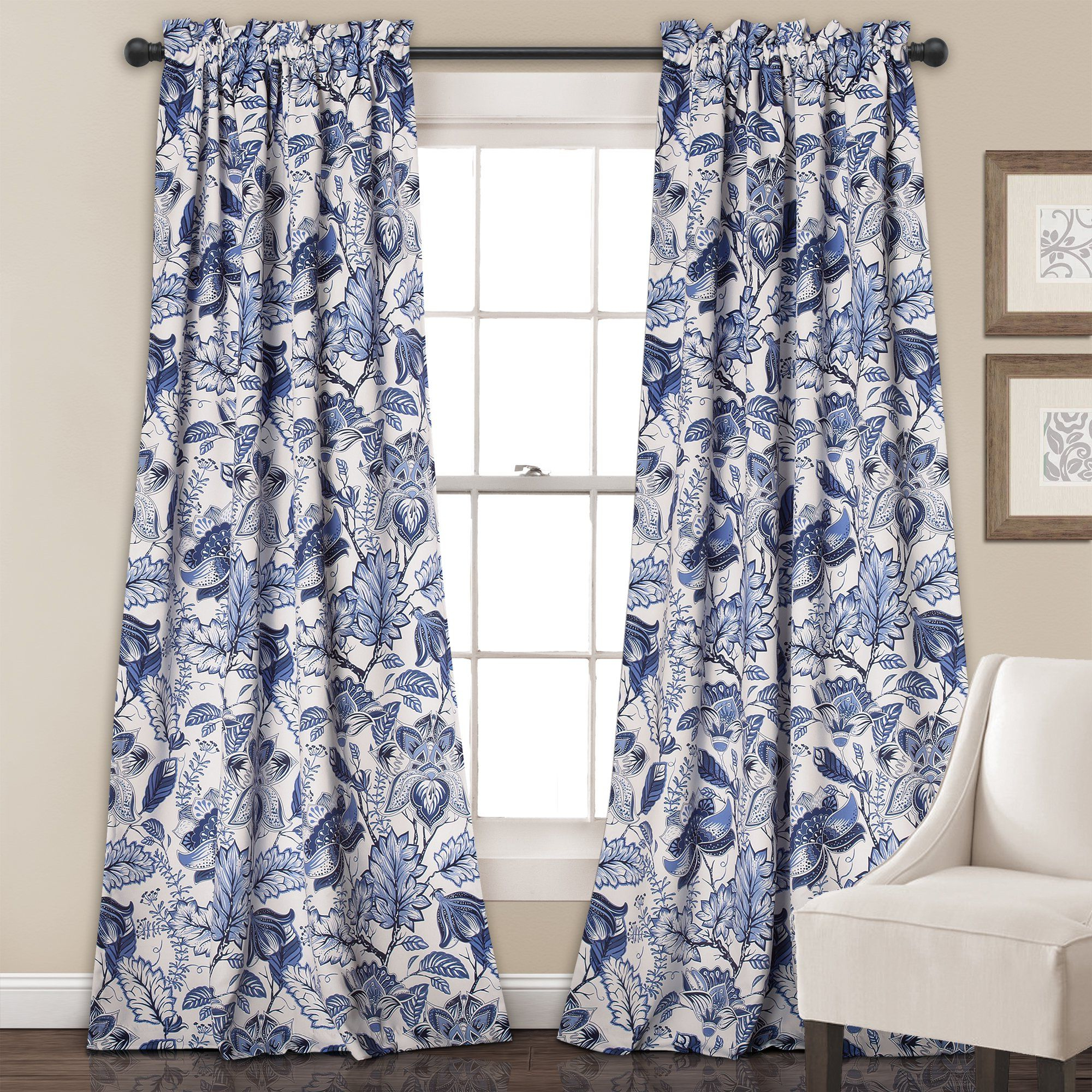 Room Darkening In Caldwell Curtain Panel Pairs (View 14 of 20)