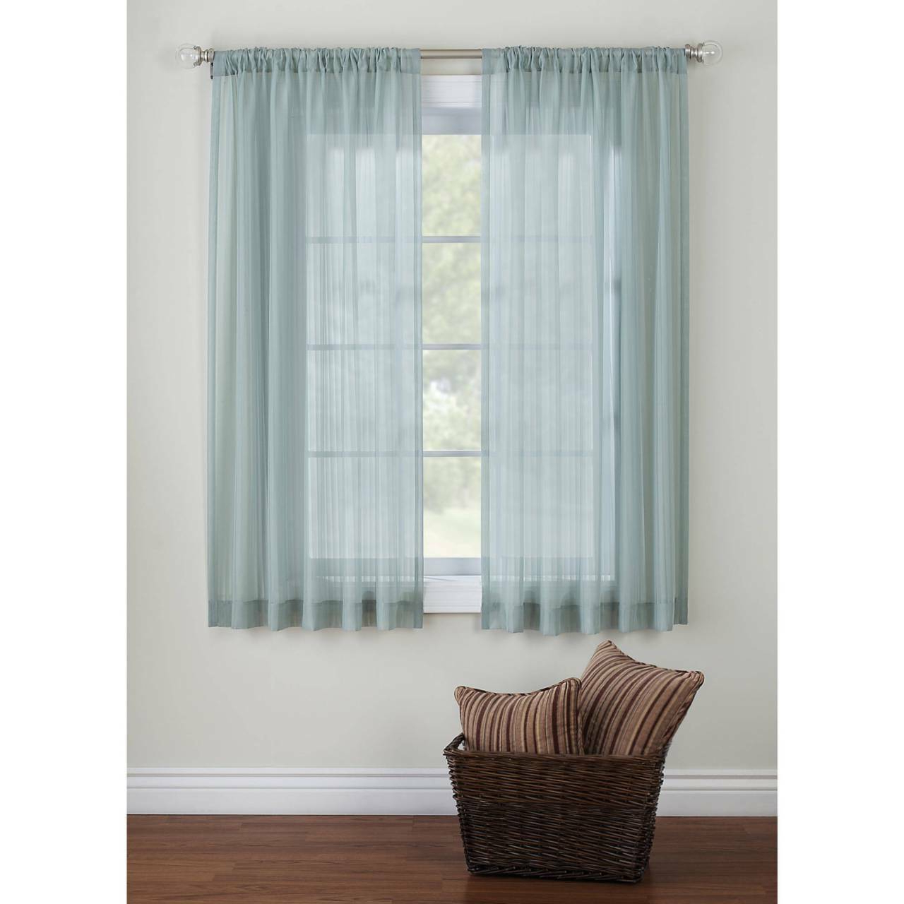 Sheer Curtain Panels – Arando (View 15 of 20)