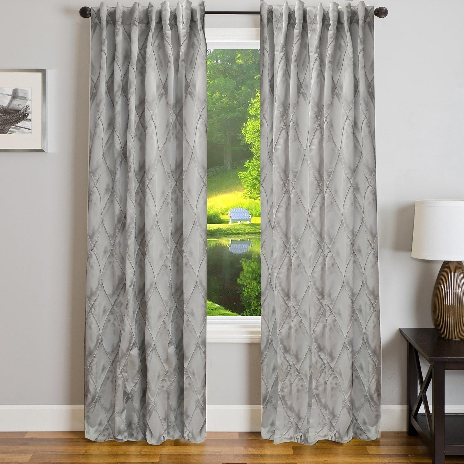 Softline Trenton Grommet Top Curtain Panels Pertaining To Most Recent Shop Softline Coupons & Deals With Cash Back (View 16 of 20)