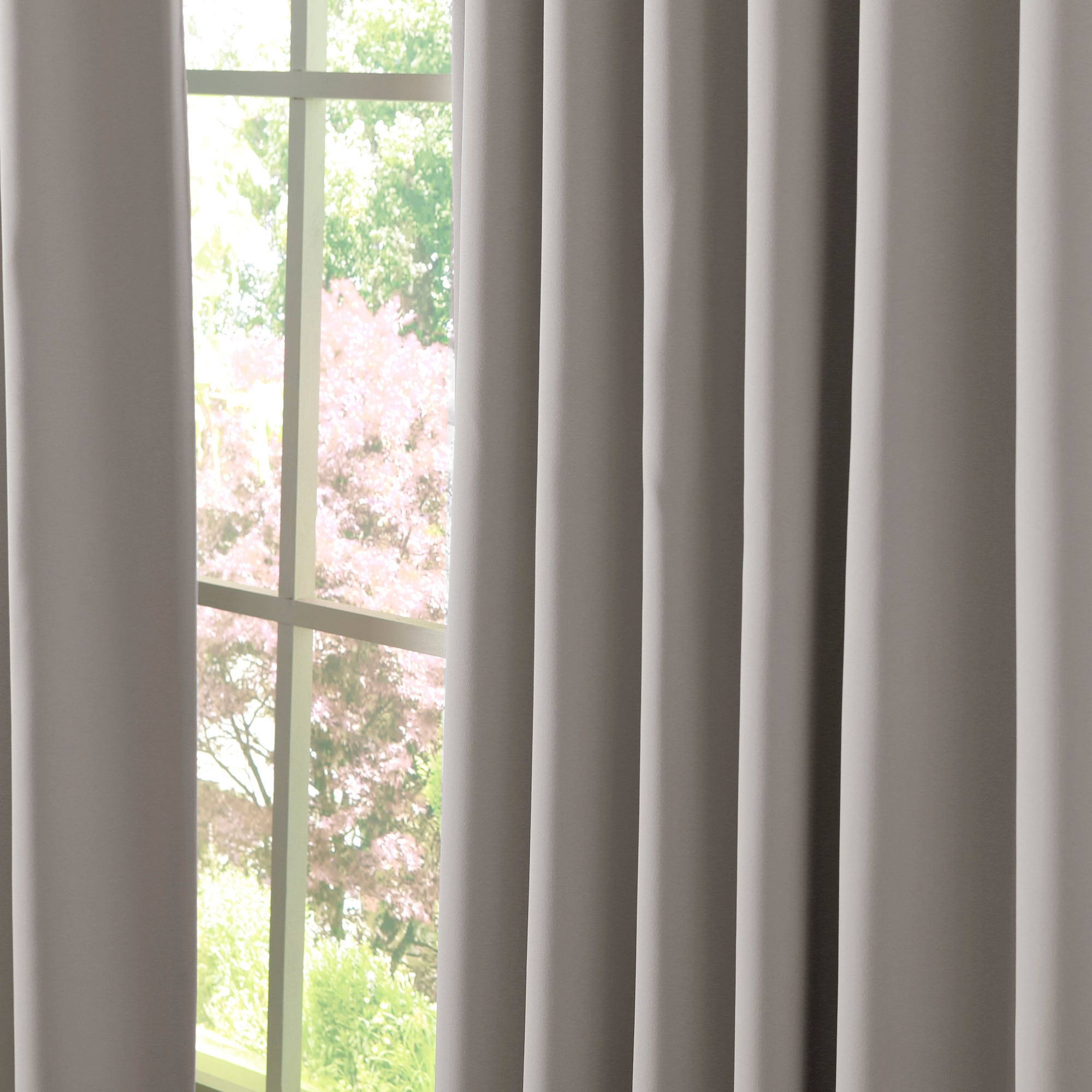 Solid Insulated Thermal Blackout Curtain Panel Pairs Throughout Best And Newest Solid Insulated Thermal Blackout Curtain Panel Pair (View 14 of 20)