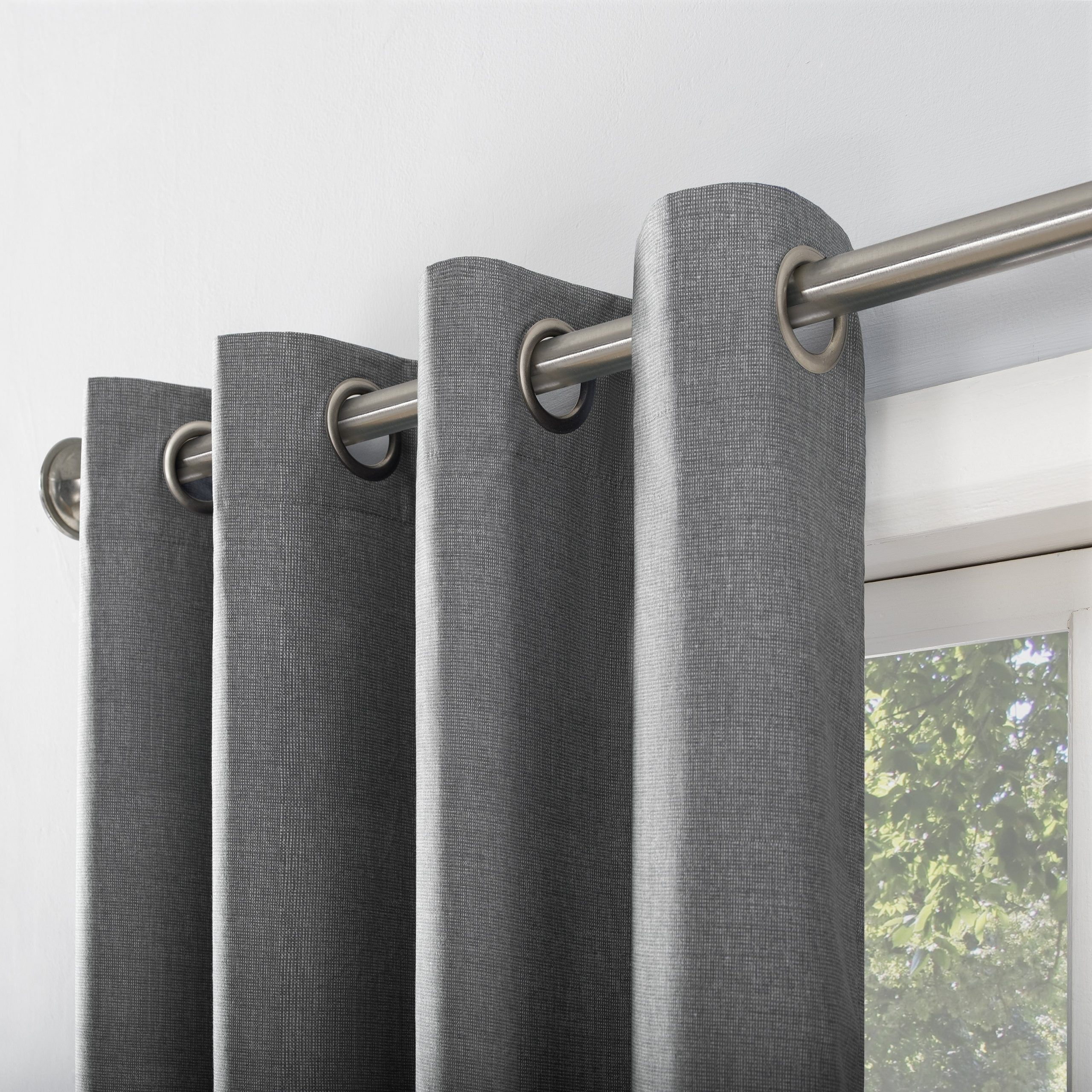 [%Sun Zero Duran Thermal Insulated 100% Blackout Grommet Curtain Panel Inside Preferred Duran Thermal Insulated Blackout Grommet Curtain Panels|Duran Thermal Insulated Blackout Grommet Curtain Panels Pertaining To Famous Sun Zero Duran Thermal Insulated 100% Blackout Grommet Curtain Panel|Most Recent Duran Thermal Insulated Blackout Grommet Curtain Panels Inside Sun Zero Duran Thermal Insulated 100% Blackout Grommet Curtain Panel|Best And Newest Sun Zero Duran Thermal Insulated 100% Blackout Grommet Curtain Panel With Regard To Duran Thermal Insulated Blackout Grommet Curtain Panels%] (View 7 of 21)