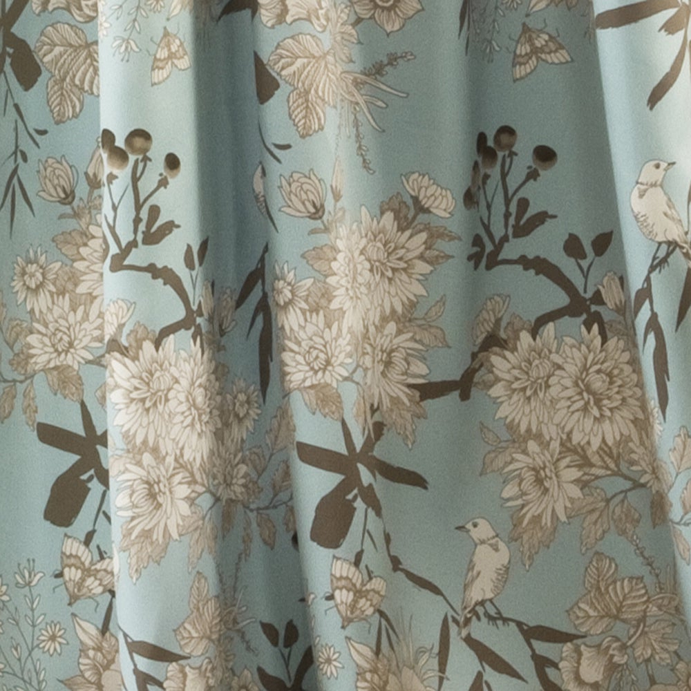 The Gray Barn Dogwood Floral Curtain Panel Pair In Most Recent Gray Barn Dogwood Floral Curtain Panel Pairs (View 8 of 20)