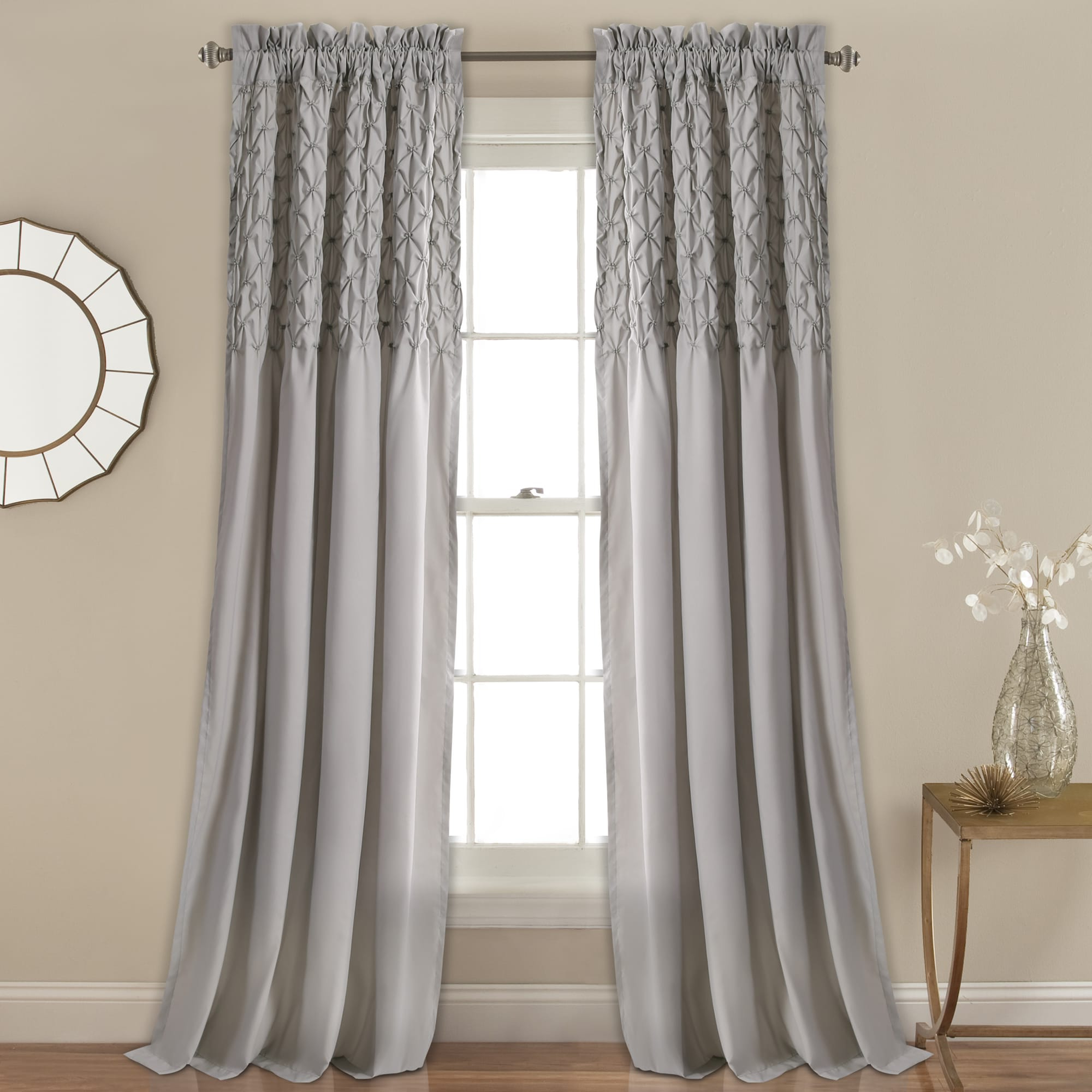 The Gray Barn Sunset Hollow Window Curtain Panel Pair With Most Up To Date The Gray Barn Kind Koala Curtain Panel Pairs (View 2 of 20)