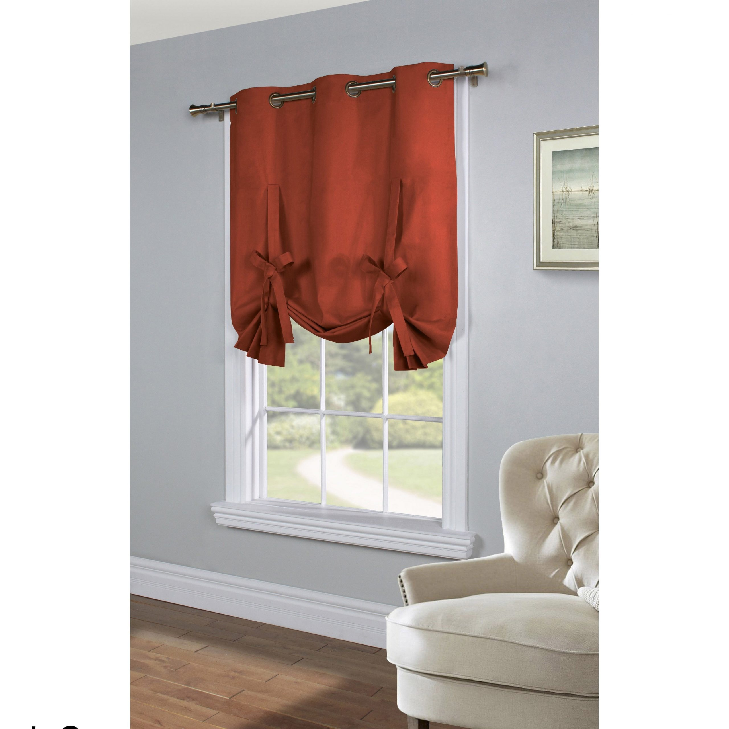 Featured Photo of Prescott Insulated Tie Up Window Shade