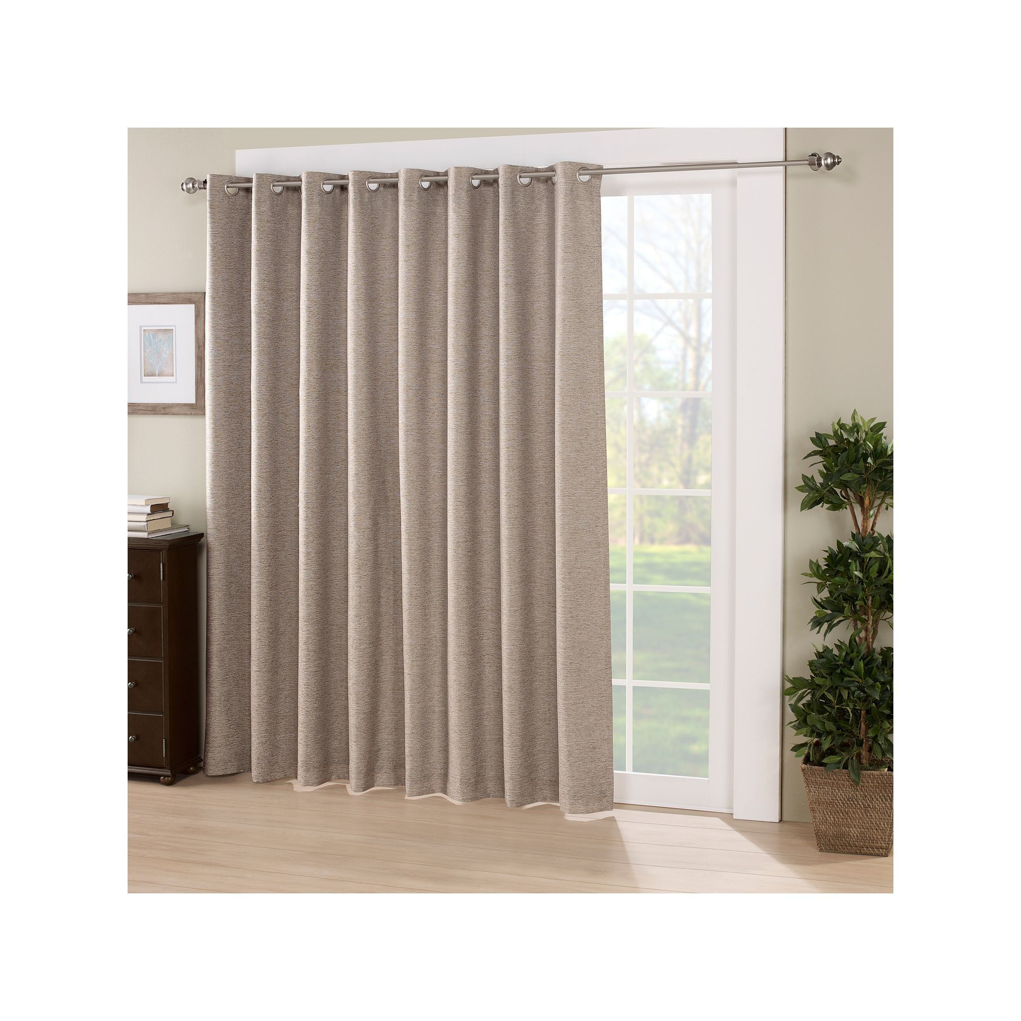 Trendy Eclipse Newport Blackout Curtain Panels For Eclipse Thermalayer Blackout 1 Panel Newport Patio Door (View 12 of 20)