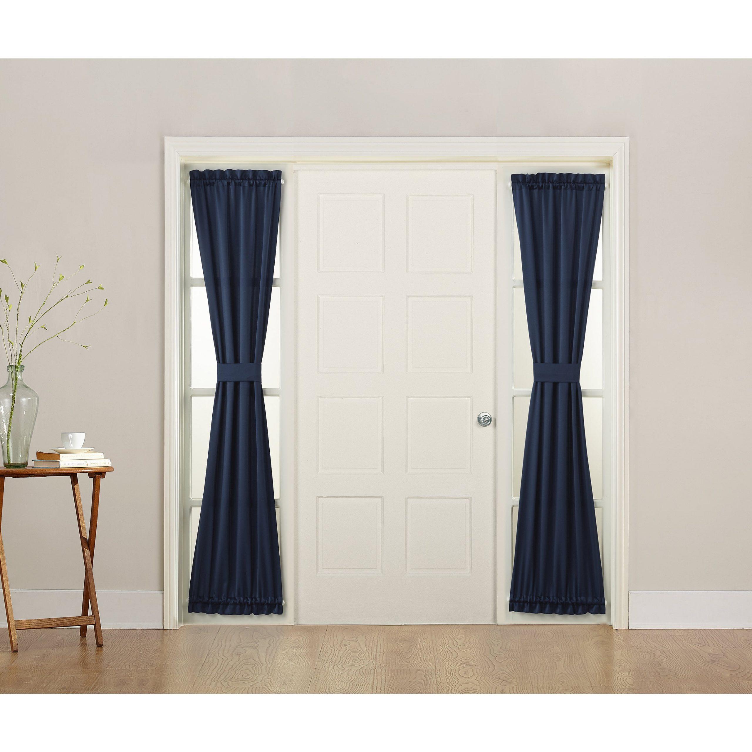Trendy Porch & Den Inez Energy Efficient Sidelight Curtain Panel Within Inez Patio Door Window Curtain Panels (View 4 of 20)