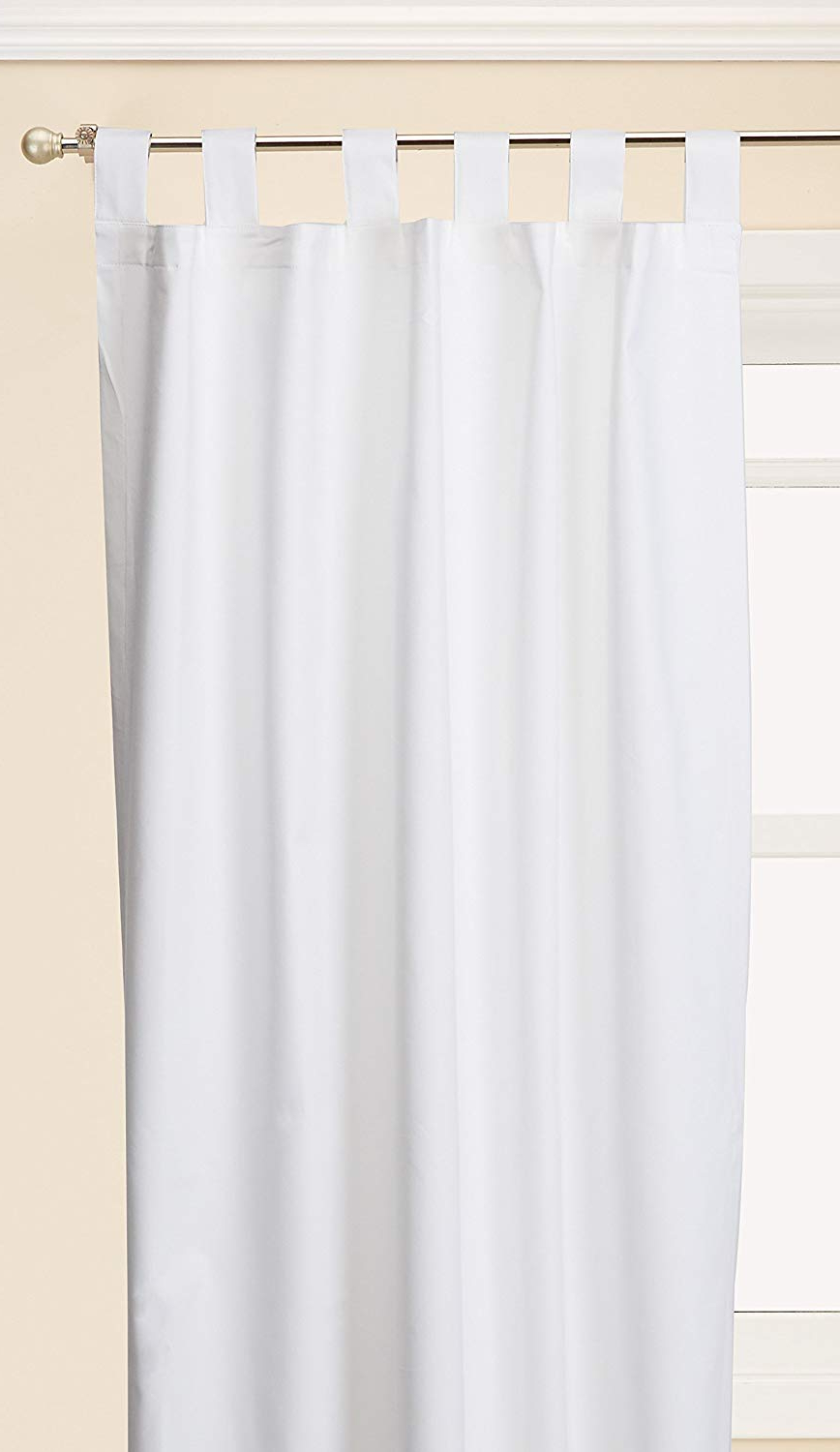 """Weathermate Thermalogic Insulated Cotton Panels, 8063"""" White For 2020 Insulated Cotton Curtain Panel Pairs (View 6 of 20)"""