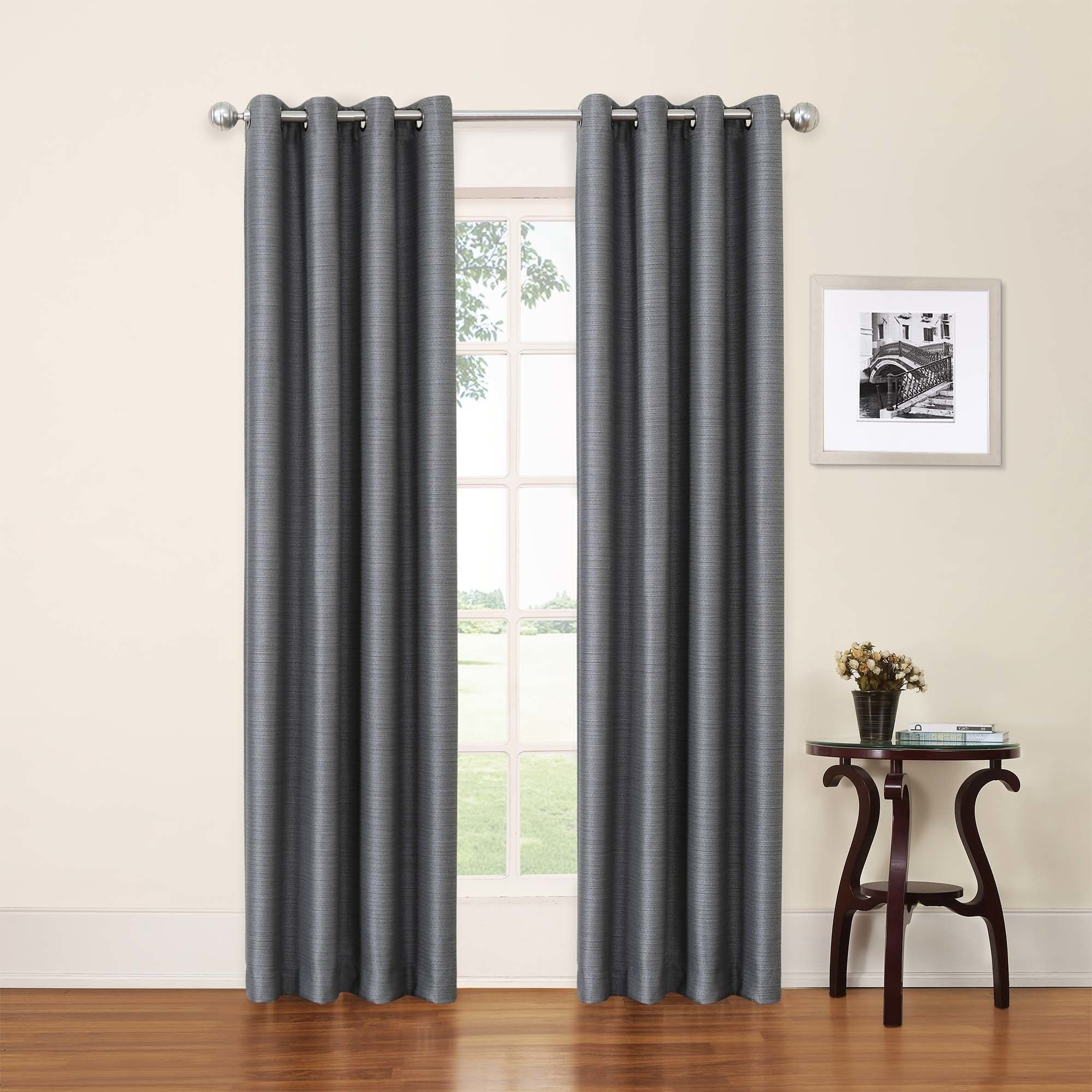 Well Known Eclipse Bryson Thermaweave Blackout Curtain Panel (52X108 With Regard To Thermaweave Blackout Curtains (View 18 of 20)