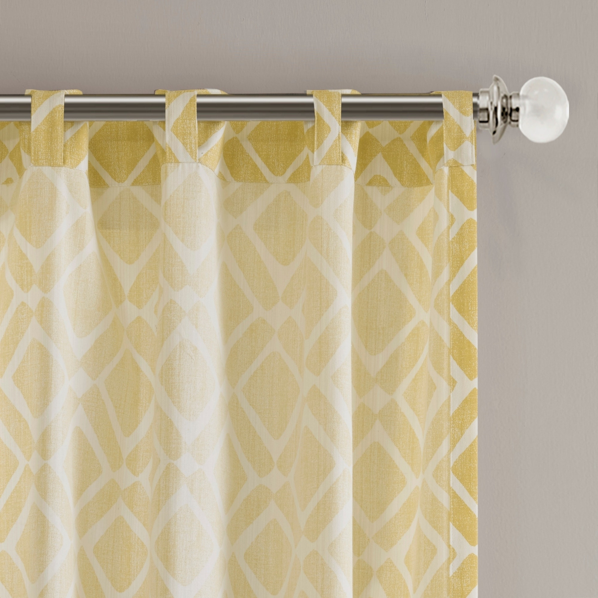 Well Known Ella Window Curtain Panels For Madison Park Ella Window Curtain Panel (42 X 95 – 95 Inches (View 6 of 20)
