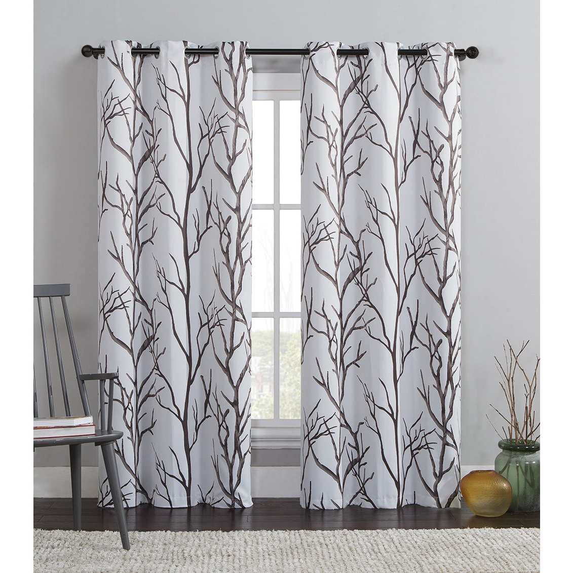 Featured Photo of Keyes Blackout Single Curtain Panels