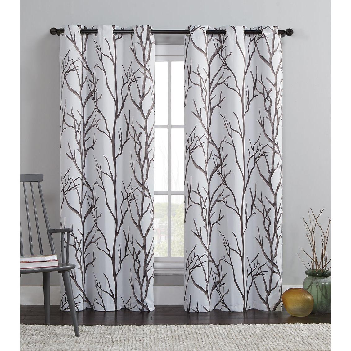 Featured Photo of Keyes Blackout Single Curtain Panels
