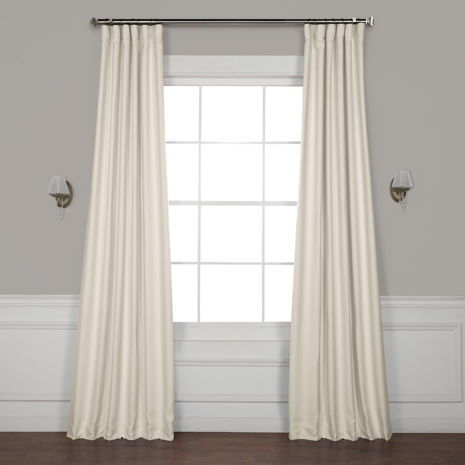 Well Liked Birch Faux Linen Blackout Curtain With Faux Linen Blackout Curtains (View 4 of 20)