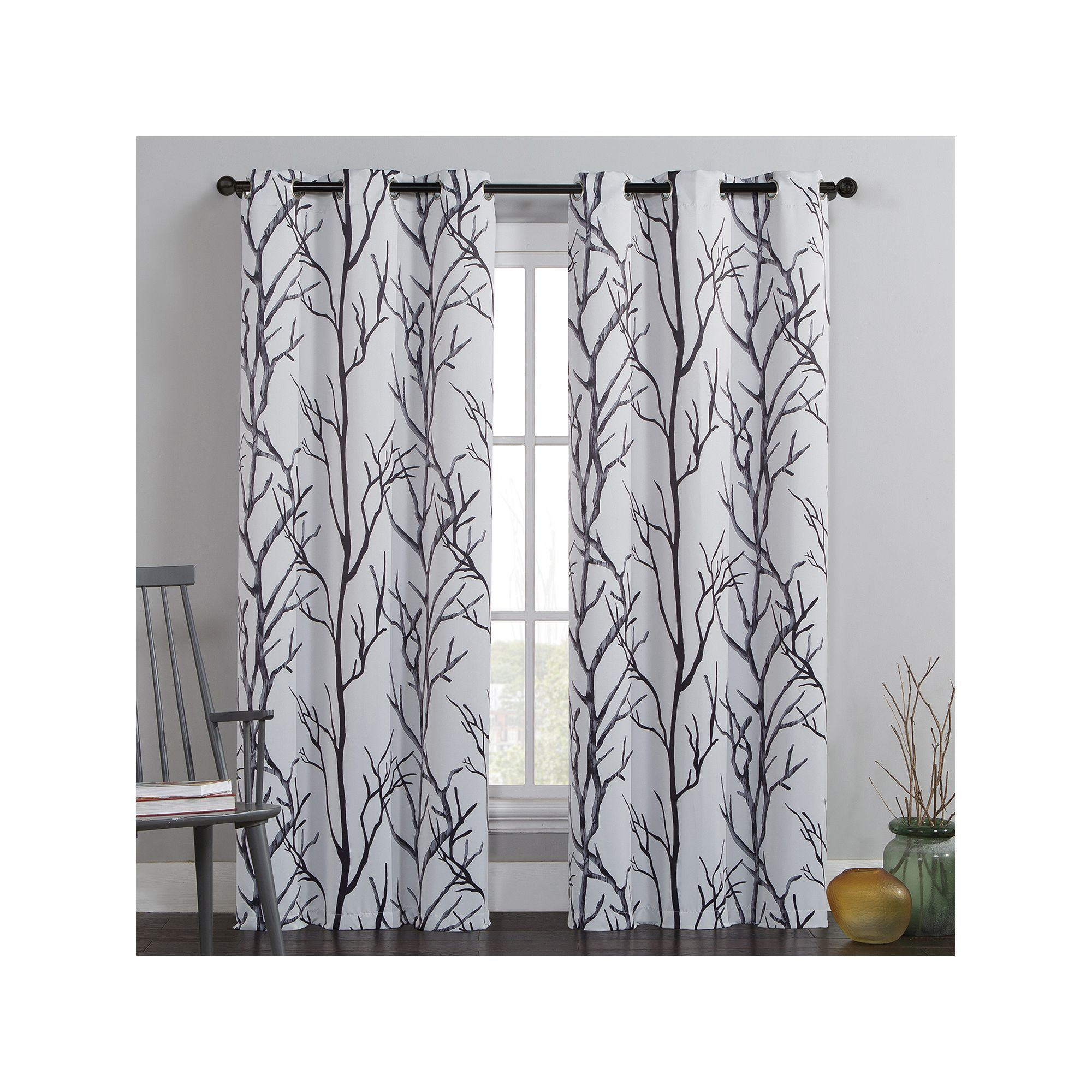 Well Liked Keyes Blackout Single Curtain Panels For Pin On Products (View 5 of 20)
