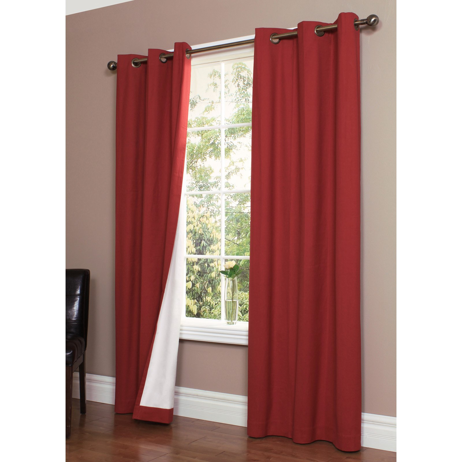 Well Liked Thermalogic Weathermate Grommet Curtain Panel – One Pair Throughout Curtain Panel Pairs (View 7 of 20)