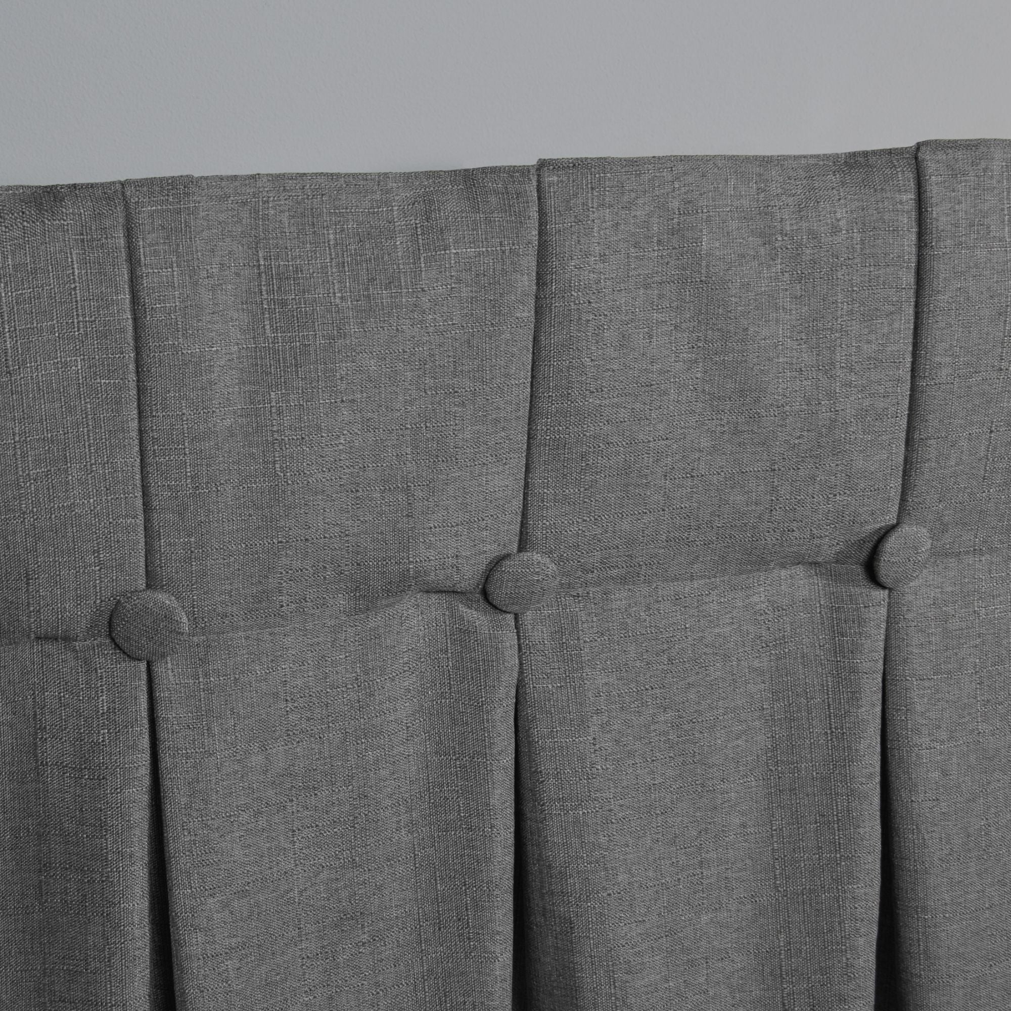 Widely Used Details About Copper Grove Popovo Linen Button Top Window Curtain Panel In Copper Grove Fulgence Faux Silk Grommet Top Panel Curtains (View 10 of 20)