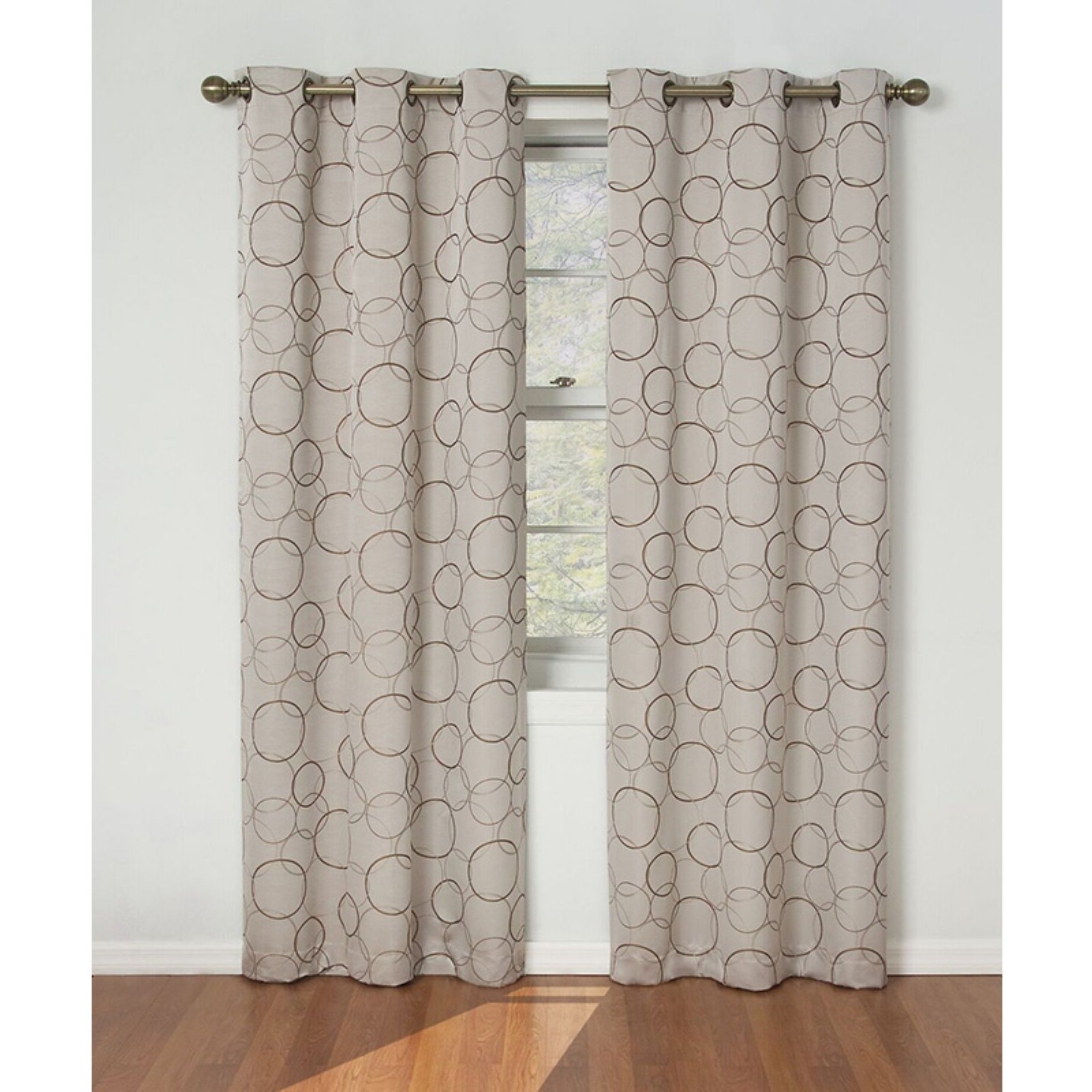 Widely Used Eclipse Meridian Blackout Window Curtain Panel Inside Meridian Blackout Window Curtain Panels (View 3 of 20)