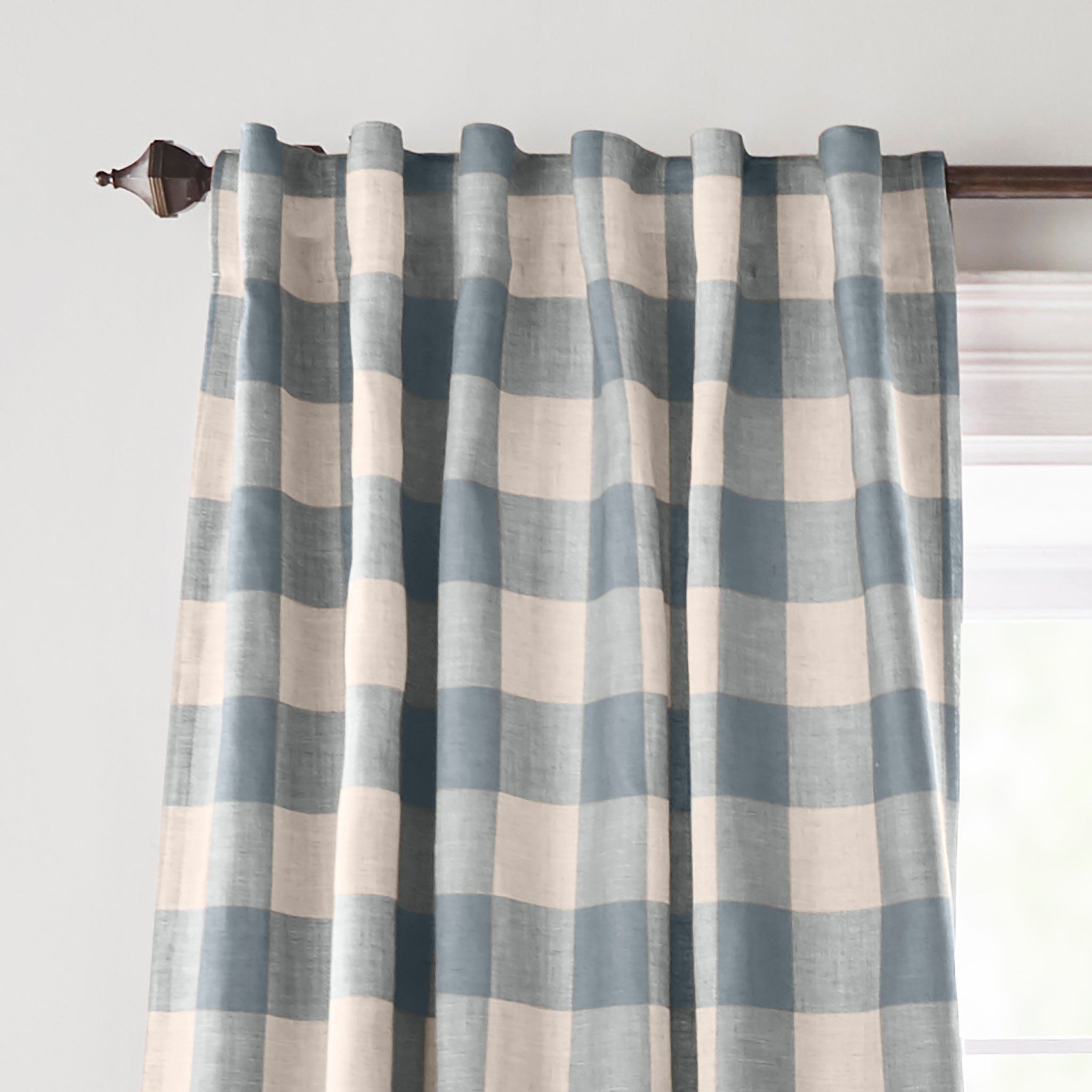Widely Used Grainger Buffalo Check Blackout Window Curtains For Grainger Buffalo Check Blackout Window Curtain (View 2 of 20)