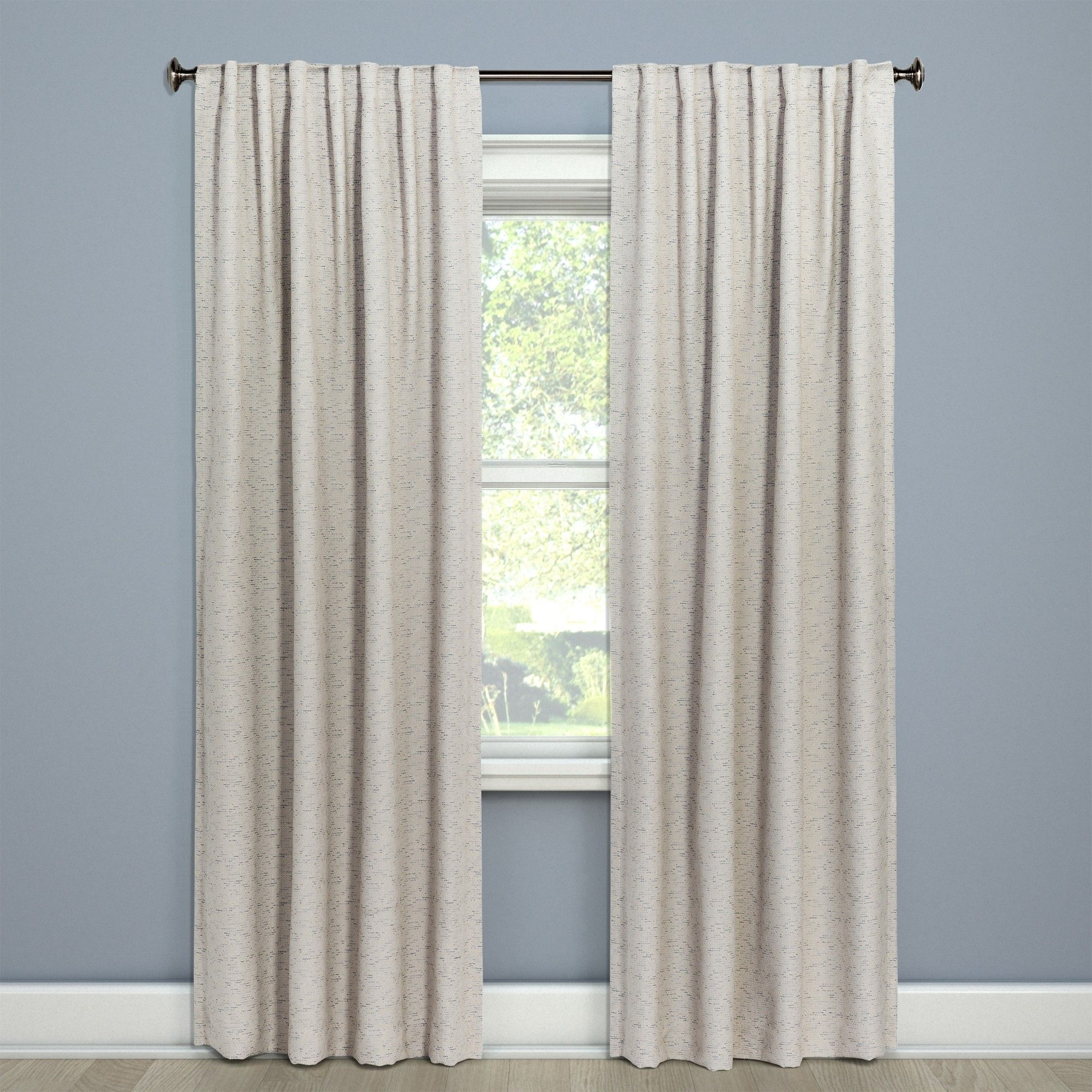 Widely Used Luxury Collection Faux Leather Blackout Single Curtain Panels Regarding Pin On Products (View 20 of 20)
