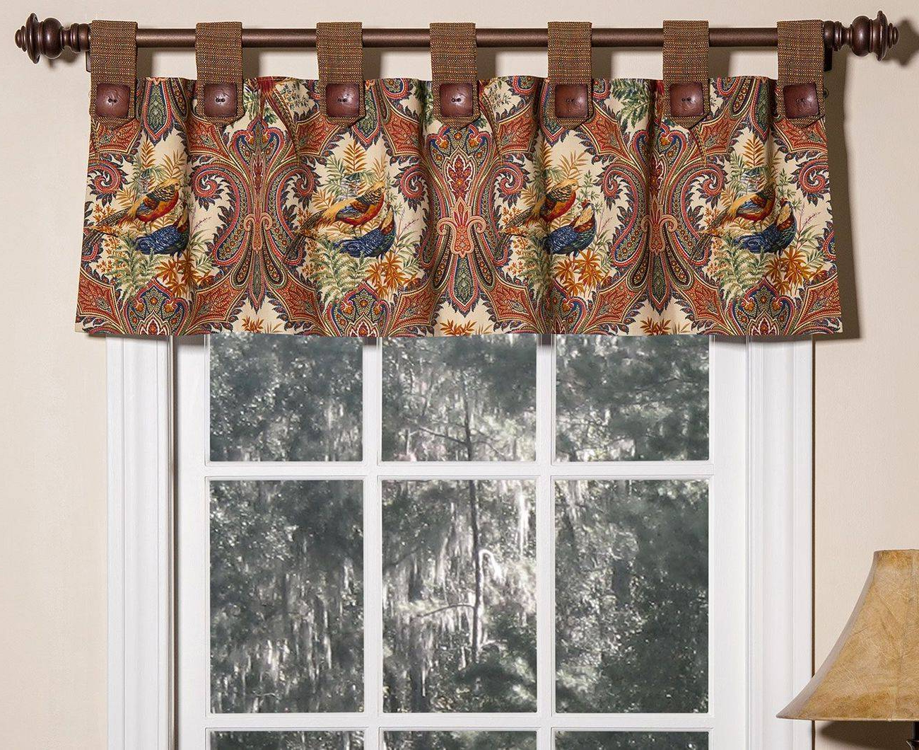 Check Scalloped Swag Sets With Regard To 2020 White Cotton Valance Curtains Valances Swags Window Toppers (View 20 of 20)