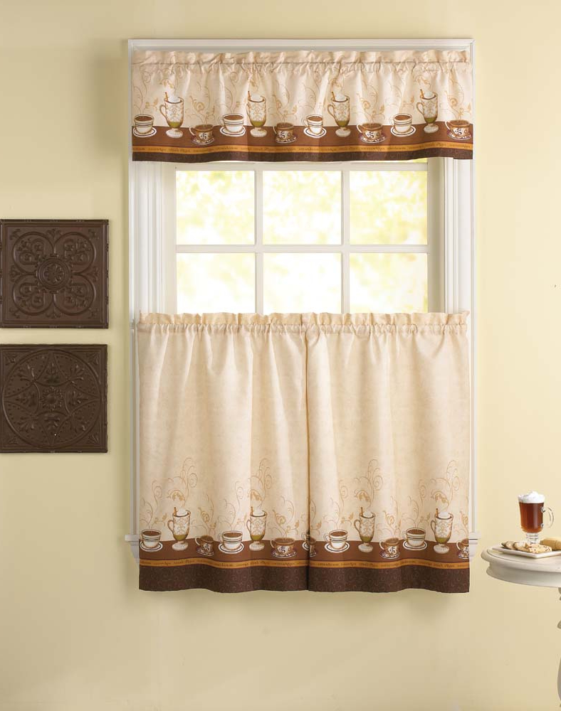 Classic Kitchen Curtain Sets Regarding Fashionable Exciting Types Of Window Treatments For Kitchen Decorating (View 10 of 20)