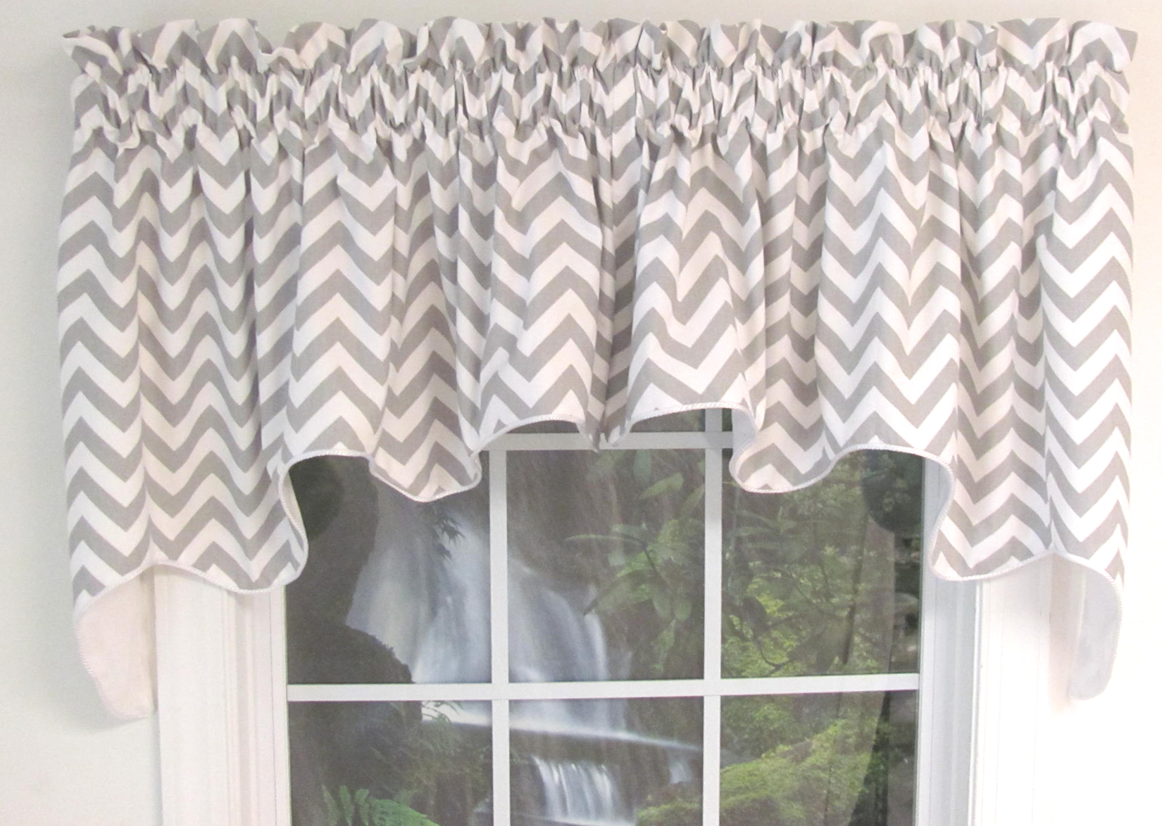 Current Tailored Toppers With Valances Intended For Valances, Swags & Window Toppers – Thecurtainshop (View 8 of 20)