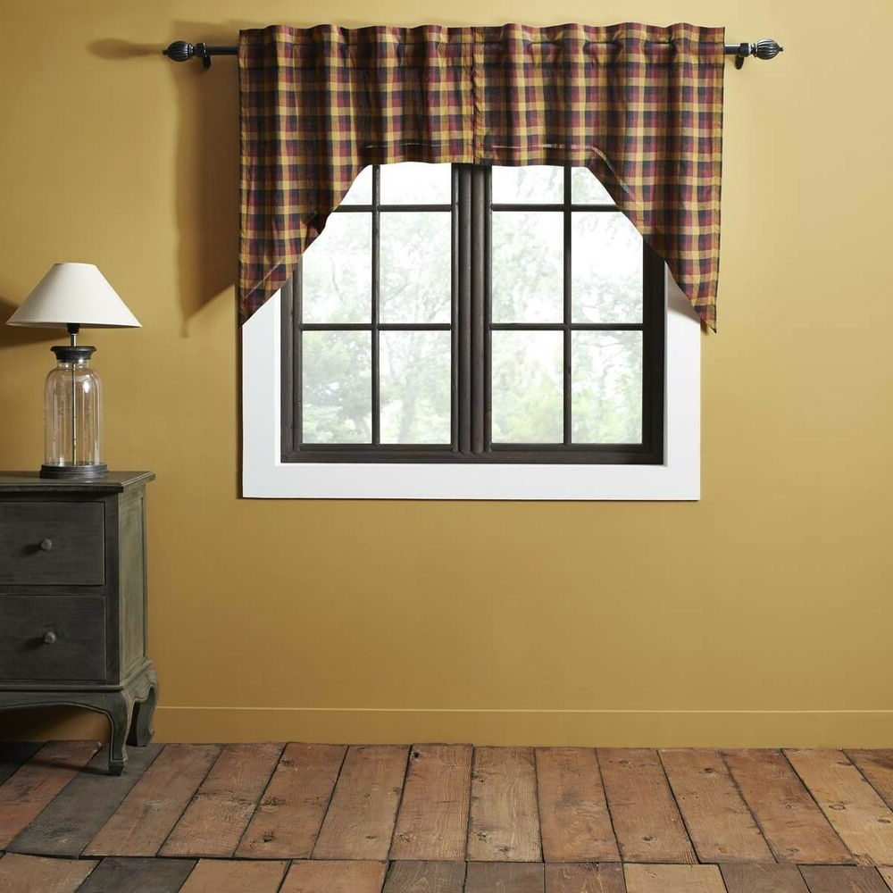 Ebay Inside Chardonnay Tier And Swag Kitchen Curtain Sets (Gallery 17 of 20)