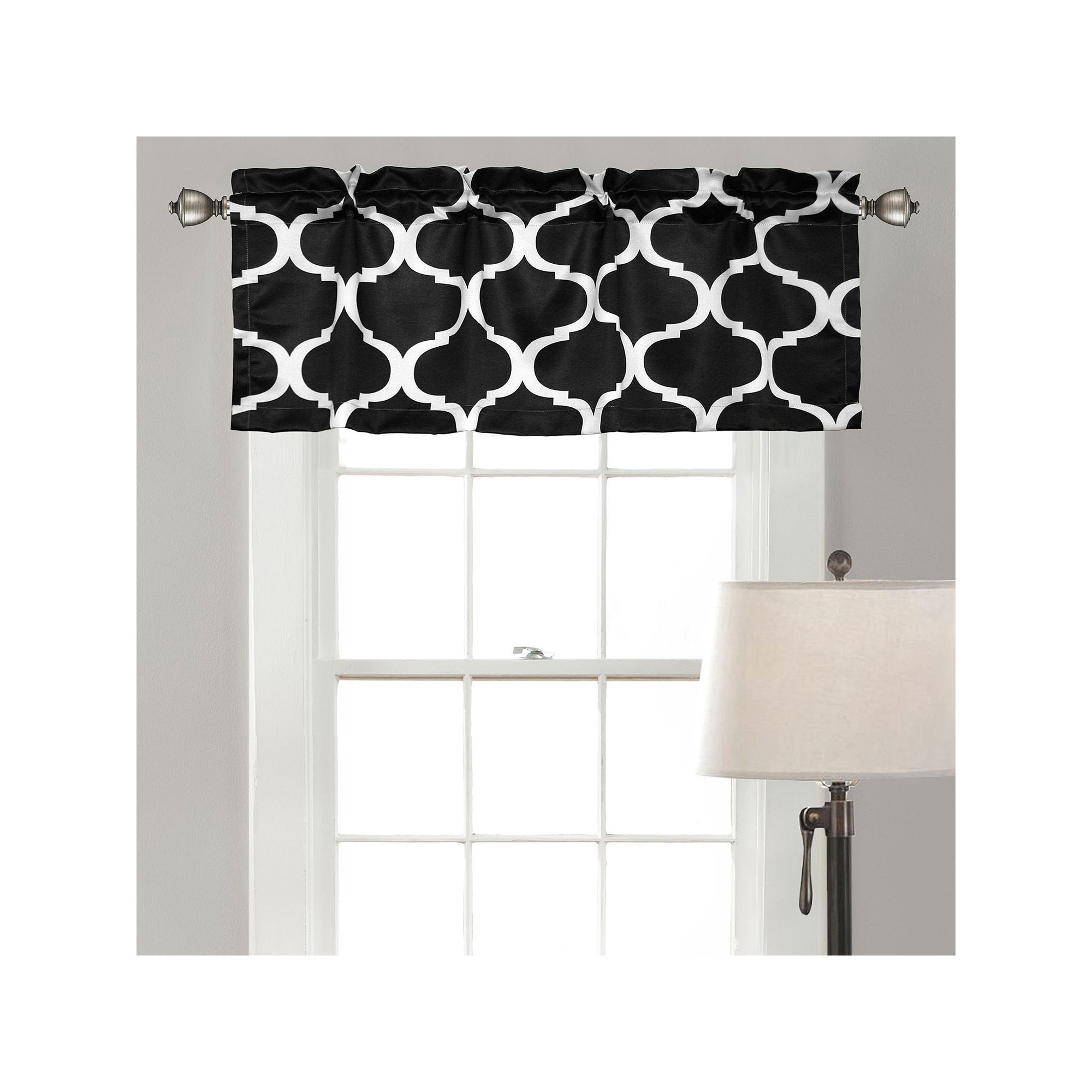 Famous Trellis Pattern Window Valances Throughout Pin On Products (Gallery 14 of 20)