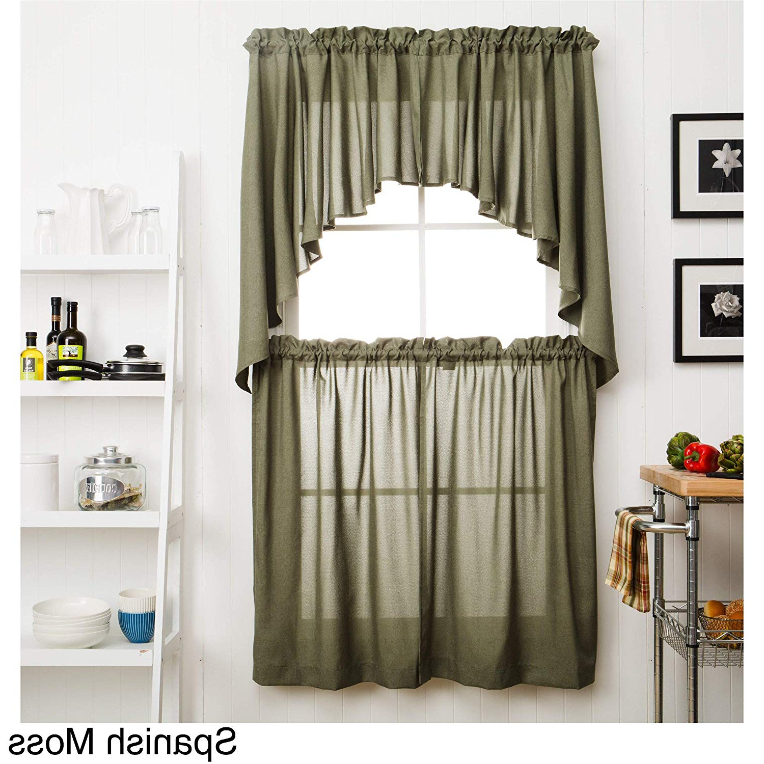 Fashionable Ricardo Glasgow Curtain Tier With Glasgow Curtain Tier Sets (View 4 of 20)