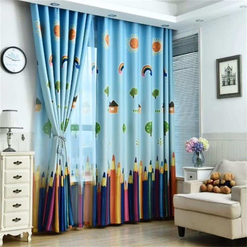 Hot Sale Window Curtain Home Decoration Accessories 1 Panel Fabric Window Curtain Voile Drape Valance Throughout Most Up To Date White Micro Striped Semi Sheer Window Curtain Pieces (View 20 of 20)