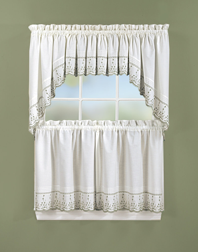 Hudson Pintuck Window Curtain Valances Regarding Most Current Link Id Brand Title Description Image Link Price Category (View 17 of 20)