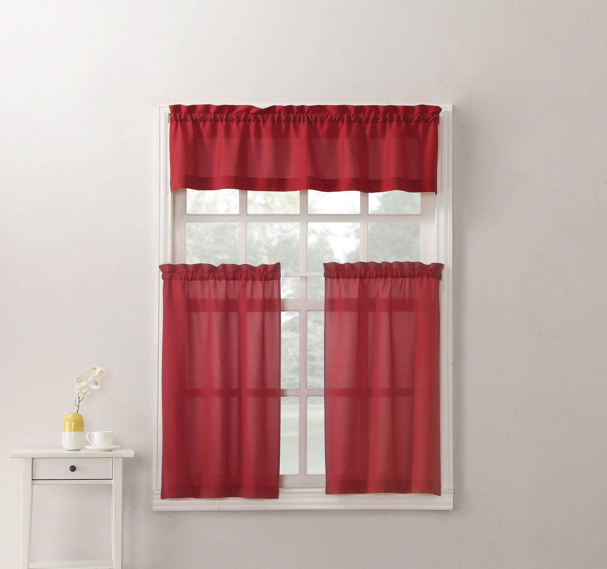 Martine Kitchen Curtain (Gallery 13 of 20)