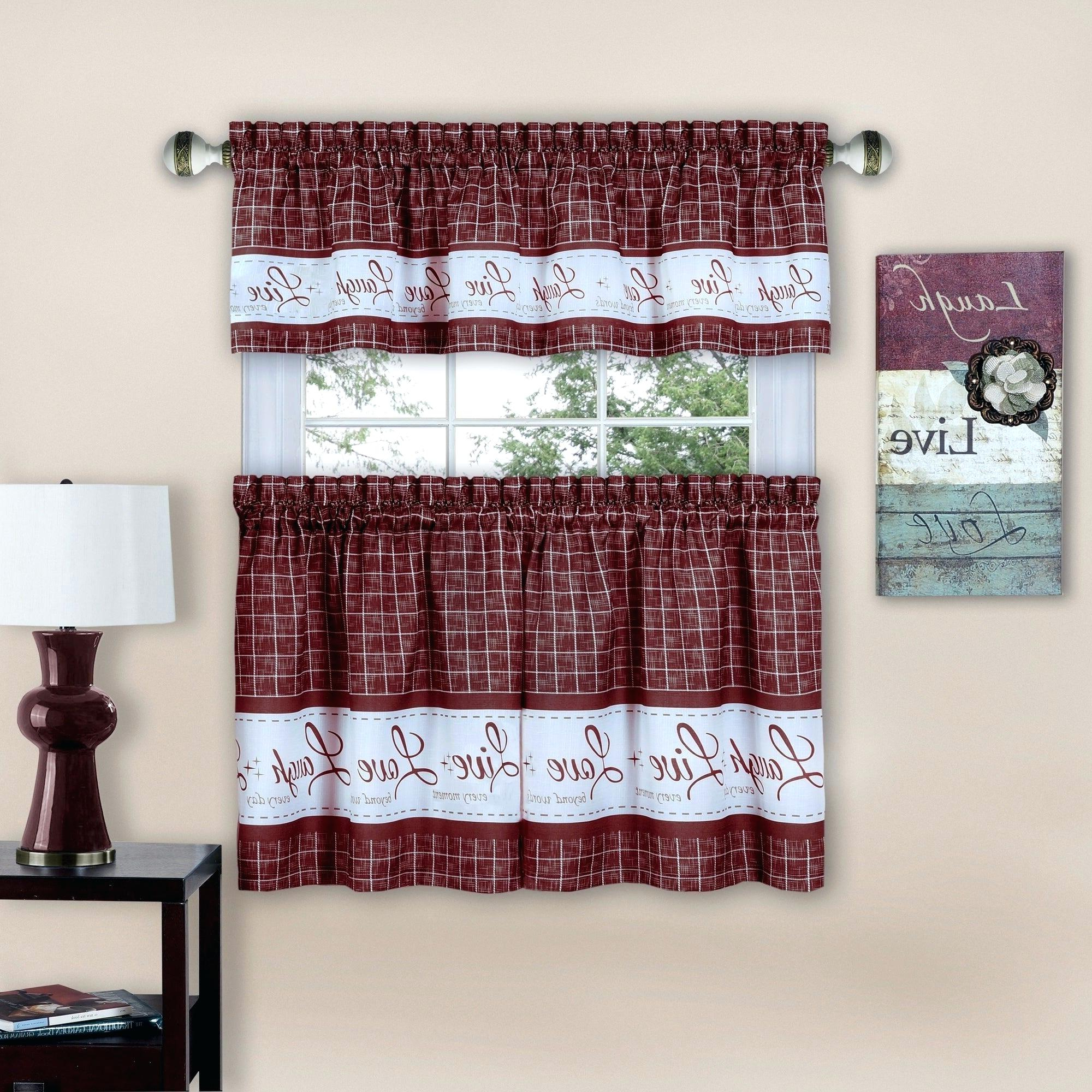 Most Recent 24 X 36 Window Curtains – Caracek (View 7 of 20)