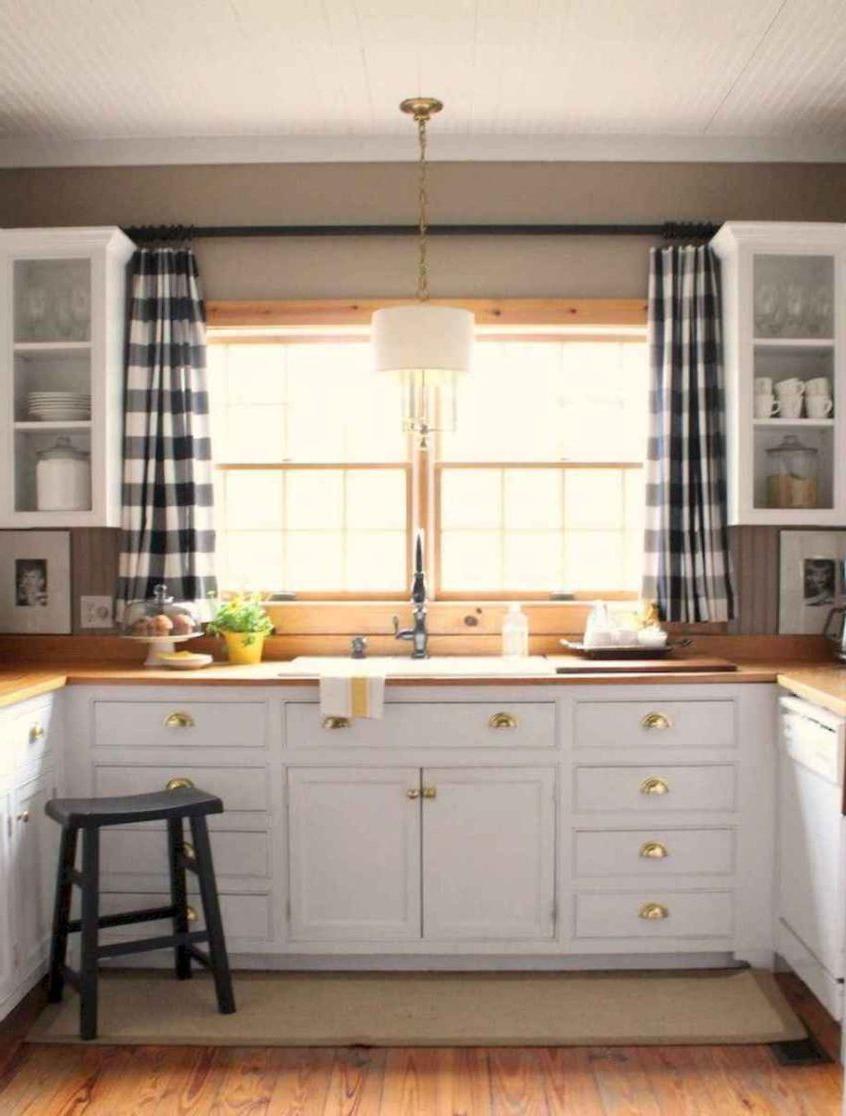 Most Recently Released Farmhouse Kitchen Curtains For Kitchen: Best Farmhouse Kitchen Curtains Decor Ideas Curtain (Gallery 11 of 20)
